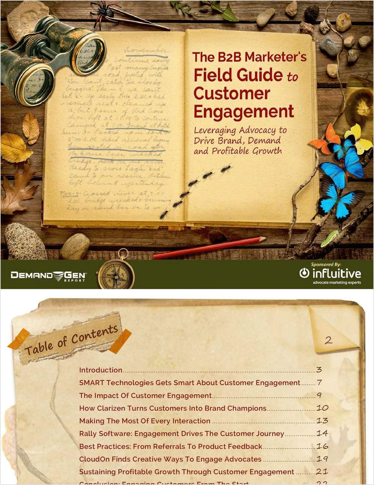 The B2B Marketer's Field Guide To Customer Engagement