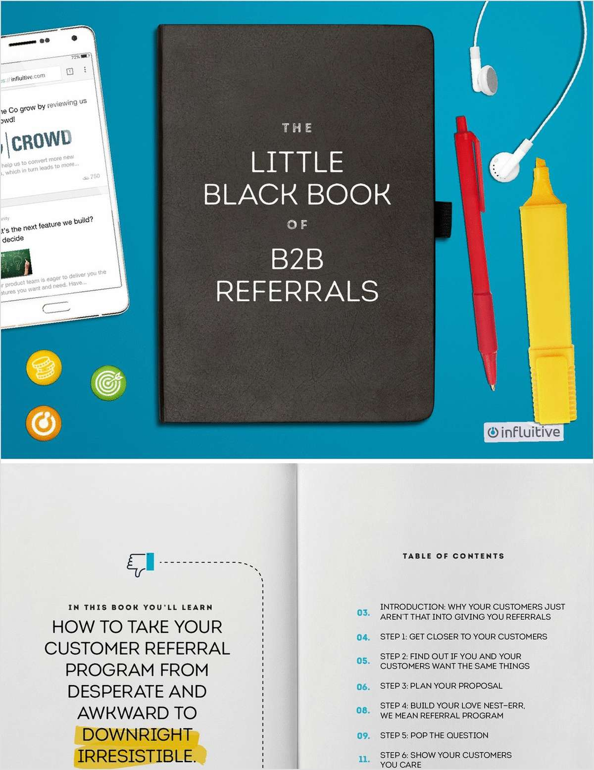 The Little Black Book of B2B Referrals