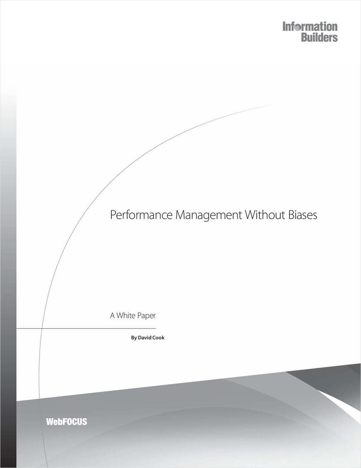 Performance Management Without Biases