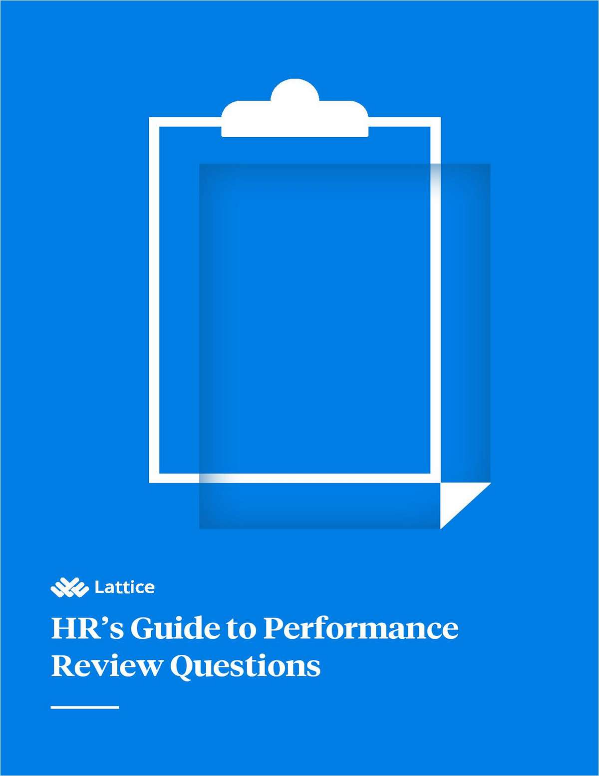 HR's Guide to Performance Review Questions