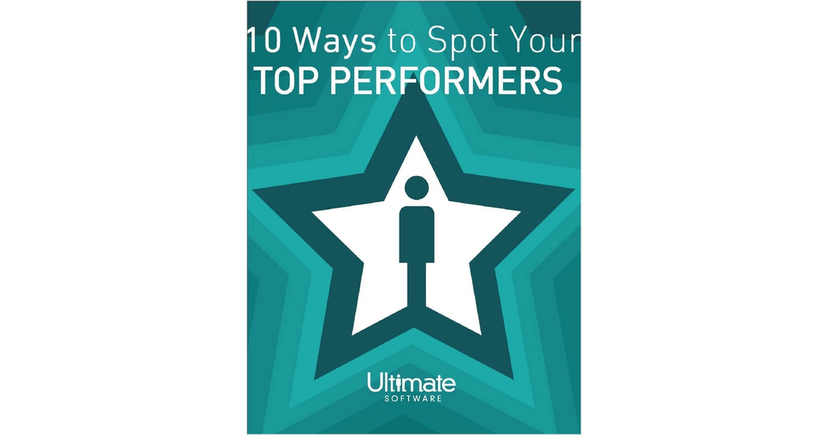 10 Ways To Spot Your Top Performers Free Ultimate