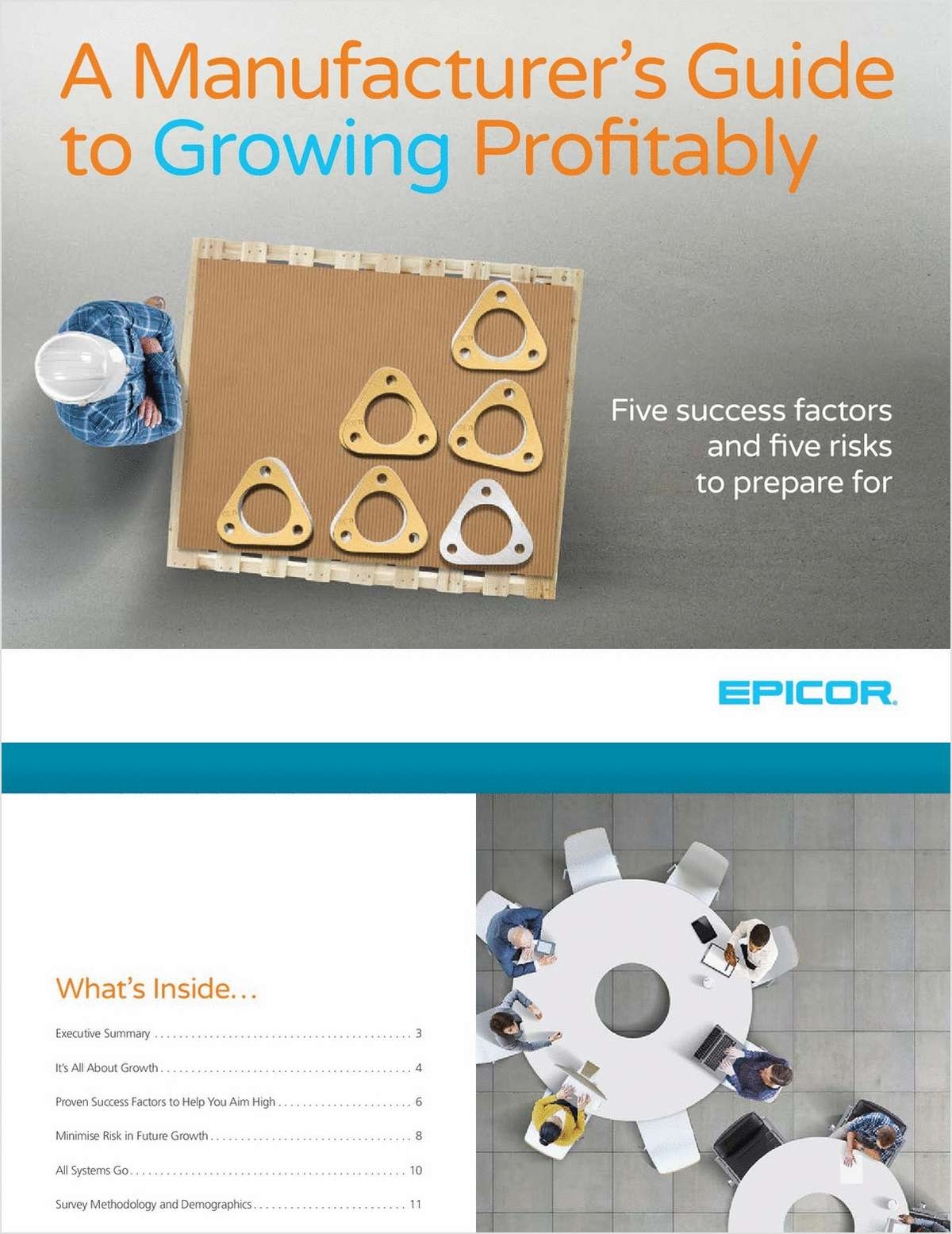 The Manufacturer's Guide to Growing Profitably