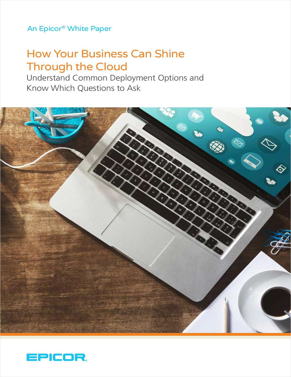How Your Business Can Shine Through the Cloud