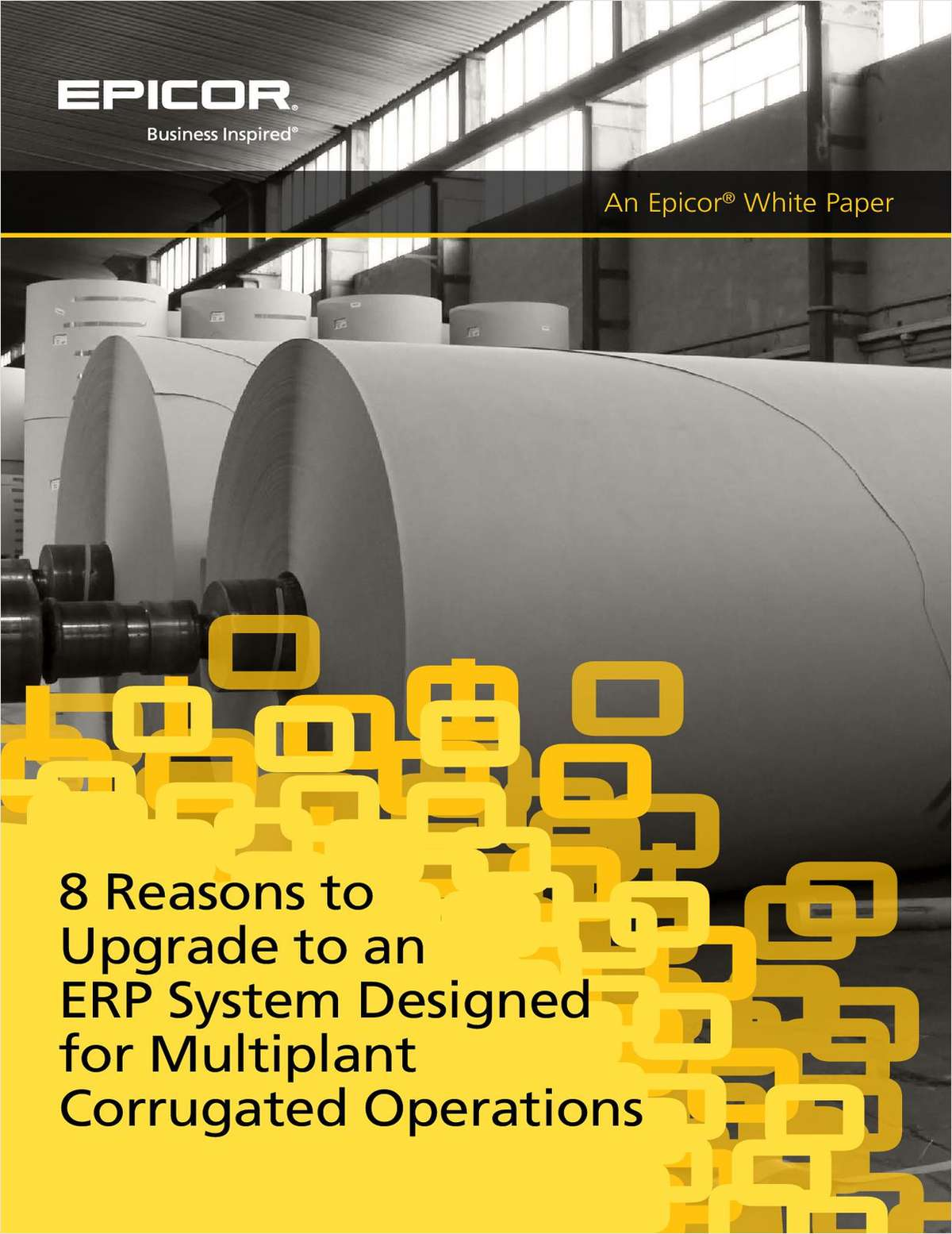 Corrugated Packaging Manufacturers: 8 Reasons to Upgrade Your ERP System