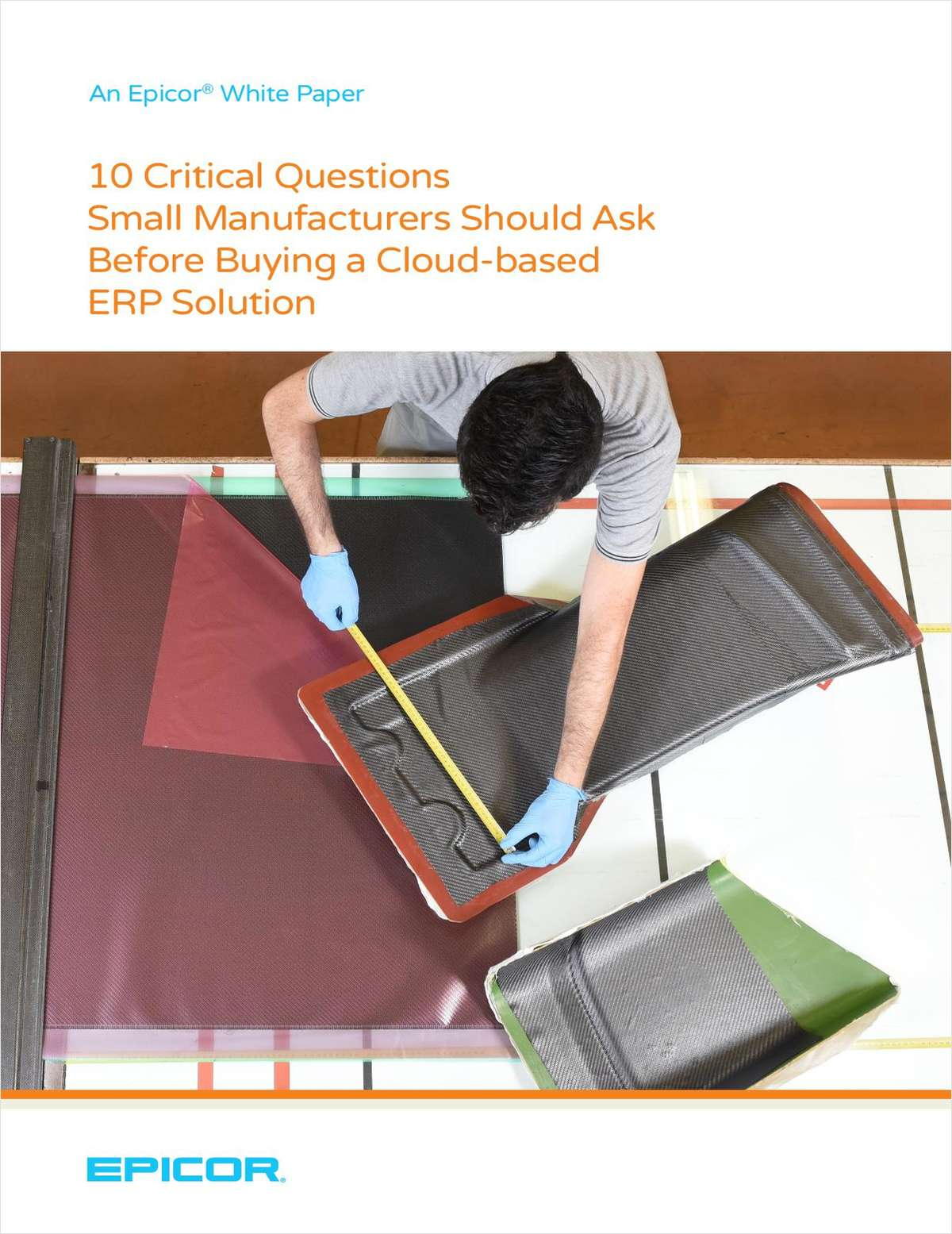 10 Critical Questions Small Manufacturers Should Ask Before Choosing a Cloud-based ERP Solution