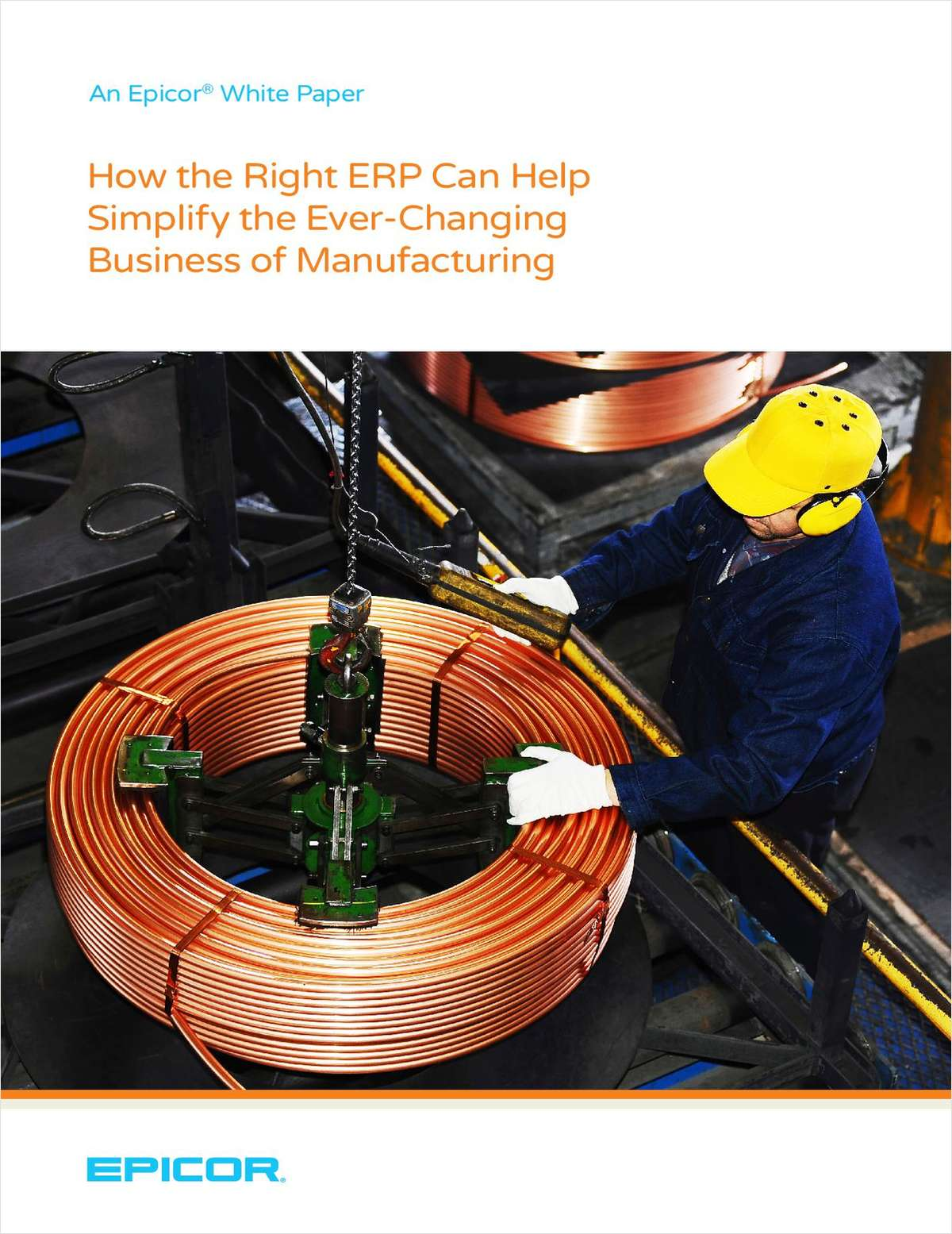How the Right ERP Can Help Simplify the Ever-Changing Business of Manufacturing