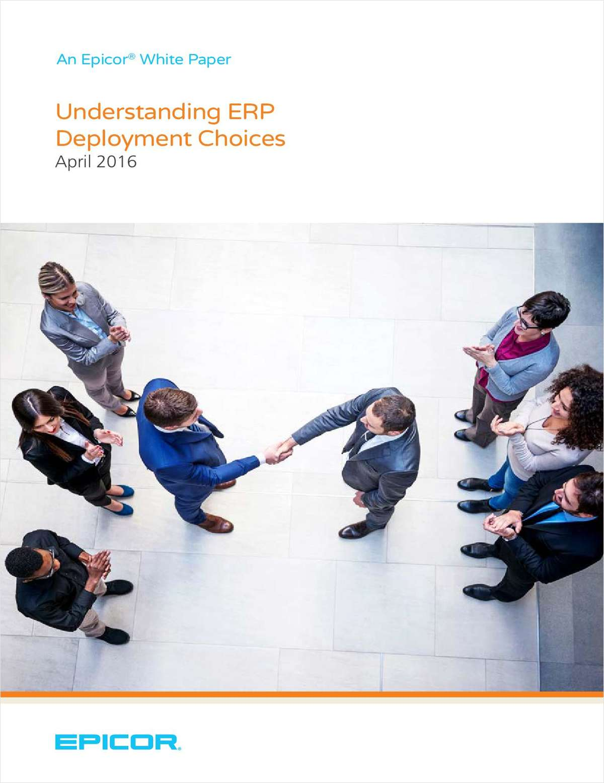 Understanding ERP Deployment Choices