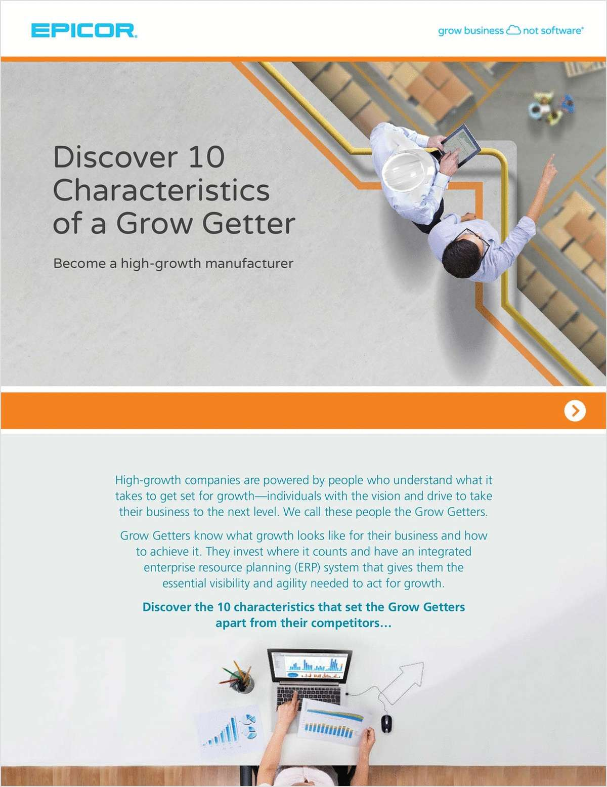 Discover 10 Characteristics  of a Grow Getter