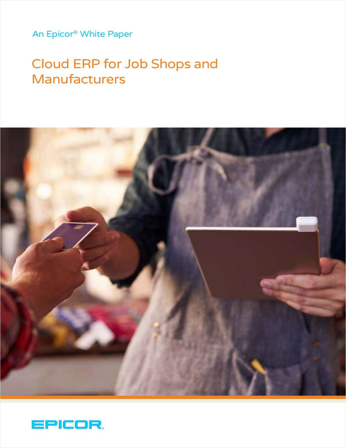 Cloud ERP for Job Shops and Manufacturers
