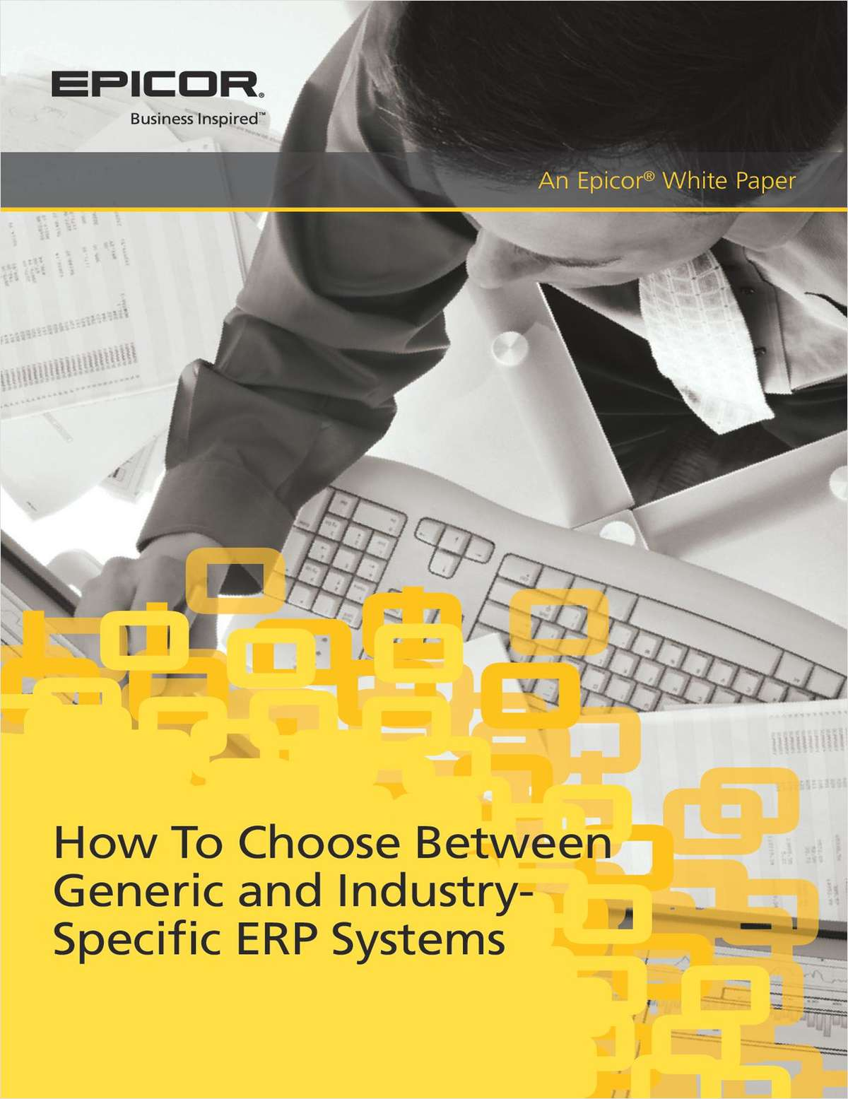 Best Practices to Choose Between Generic and Industry- Specific ERP Systems