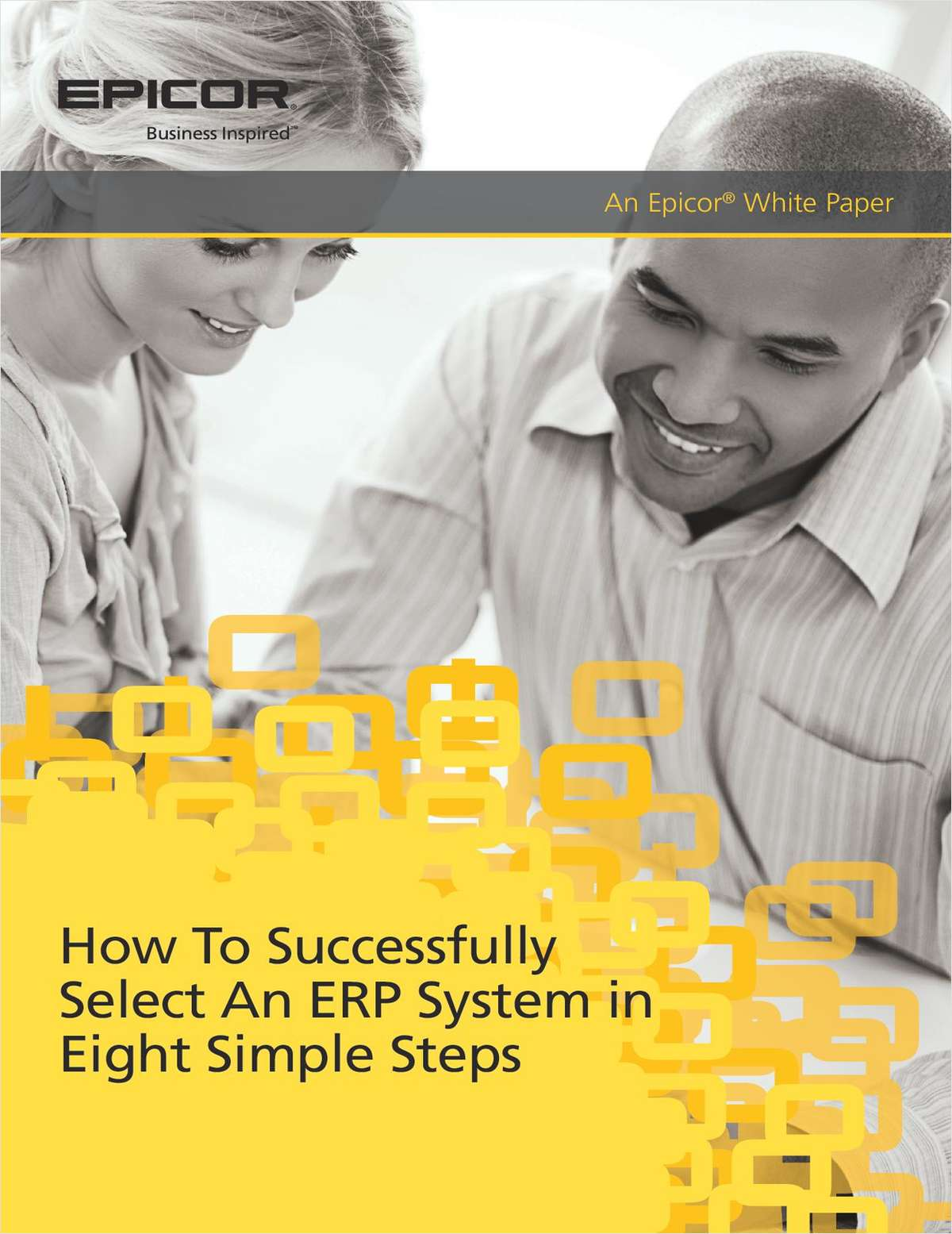 8 Simple Steps to Successfully Select an ERP System