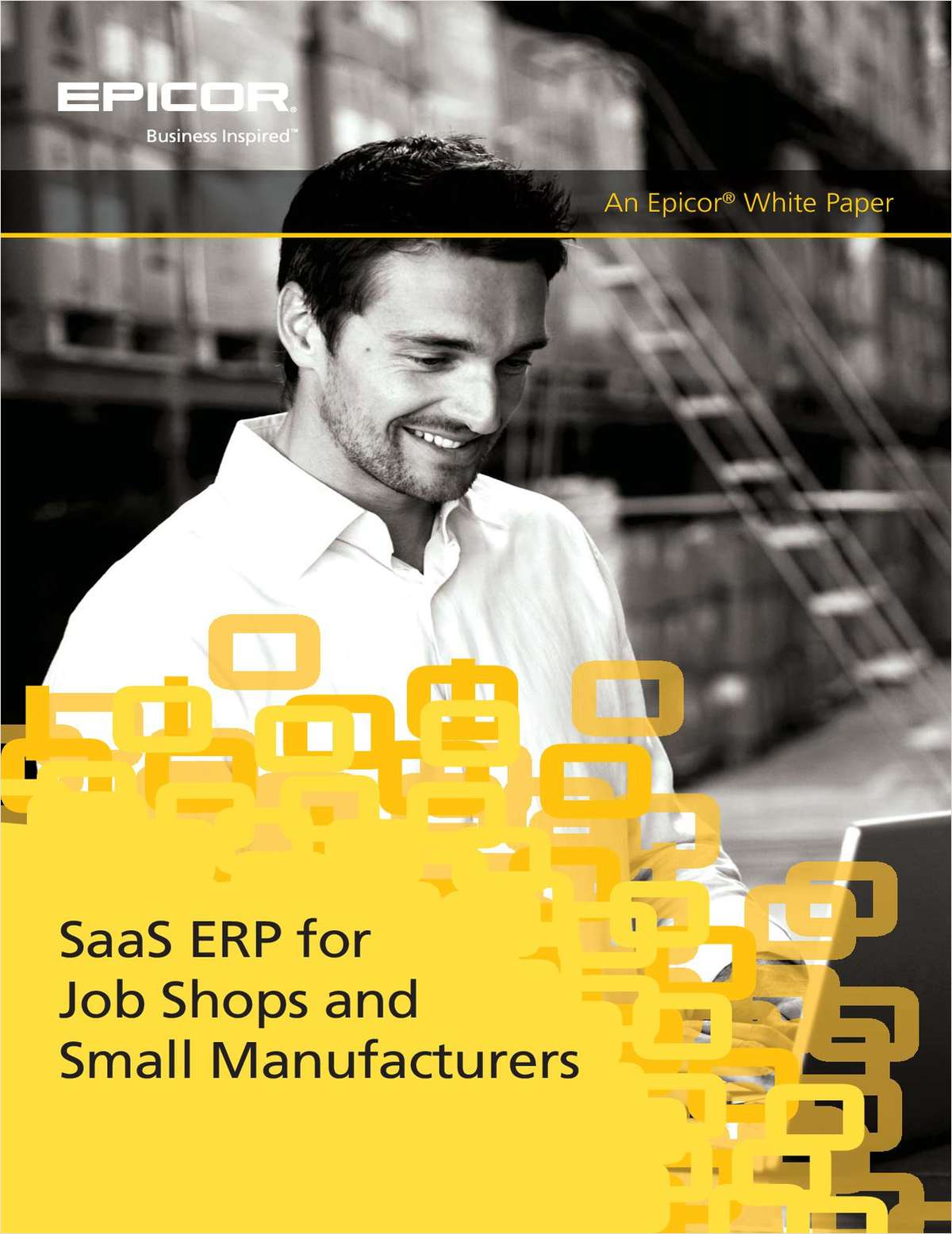 SaaS ERP for Job Shops and Small Manufacturers
