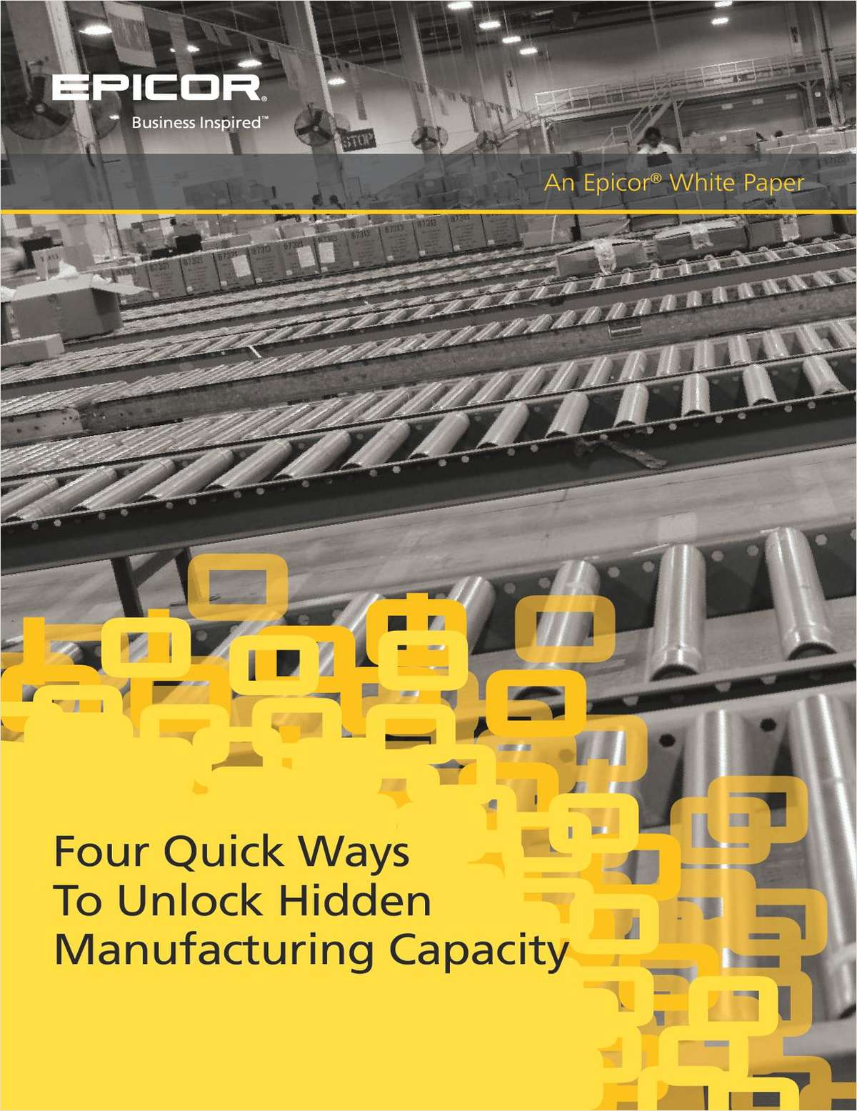 Four Quick Ways to Unlock Hidden Manufacturing Capacity