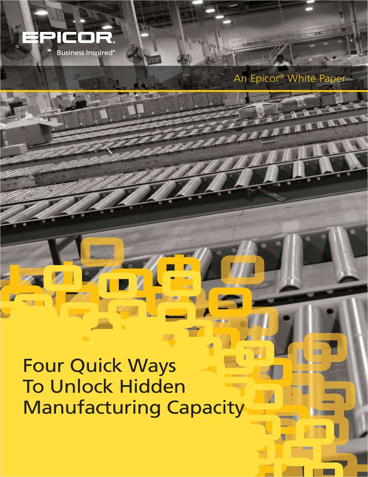 4 Quick Ways to Unlock Hidden Manufacturing Capacity