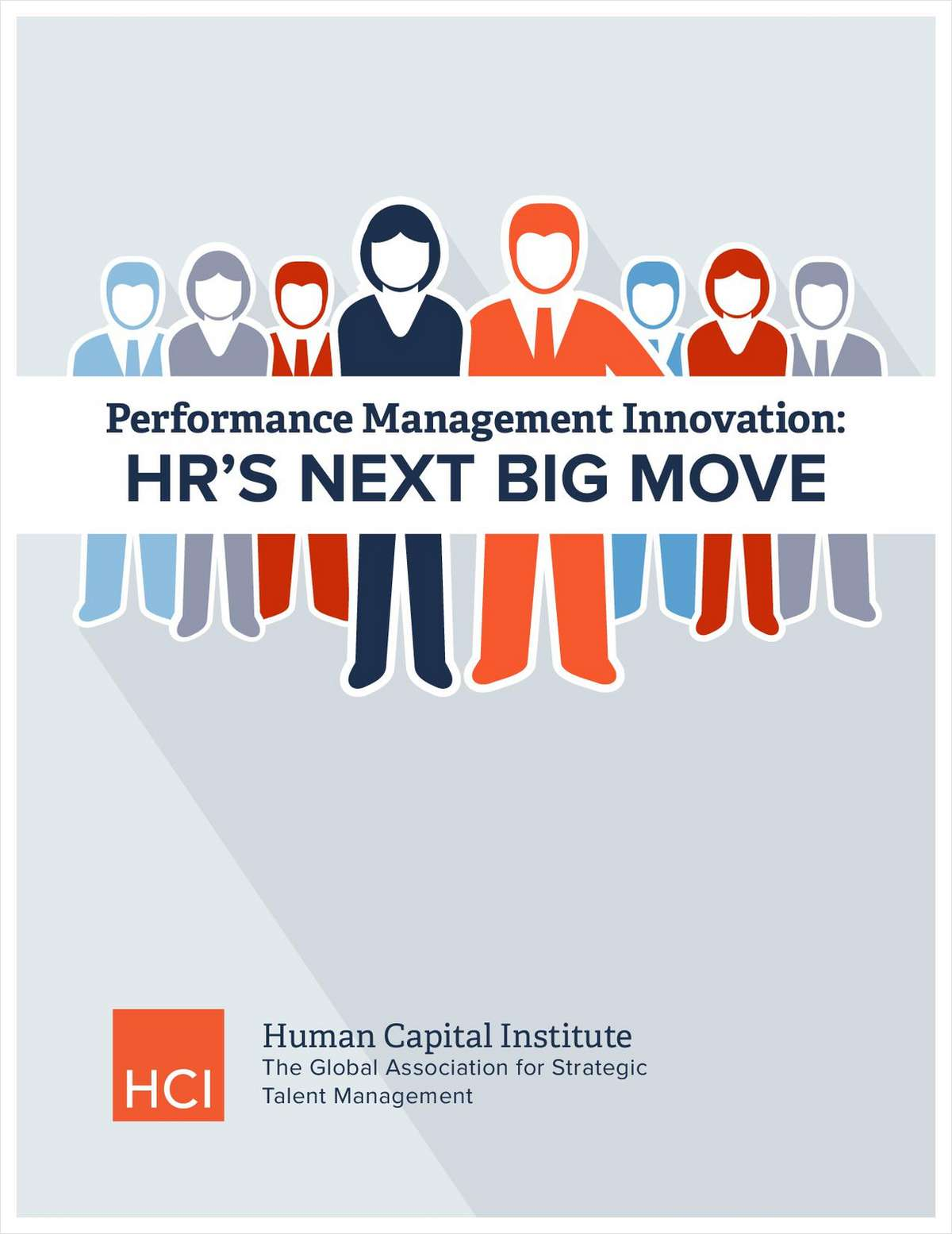 Performance Management Innovation: HR's Next Big Move