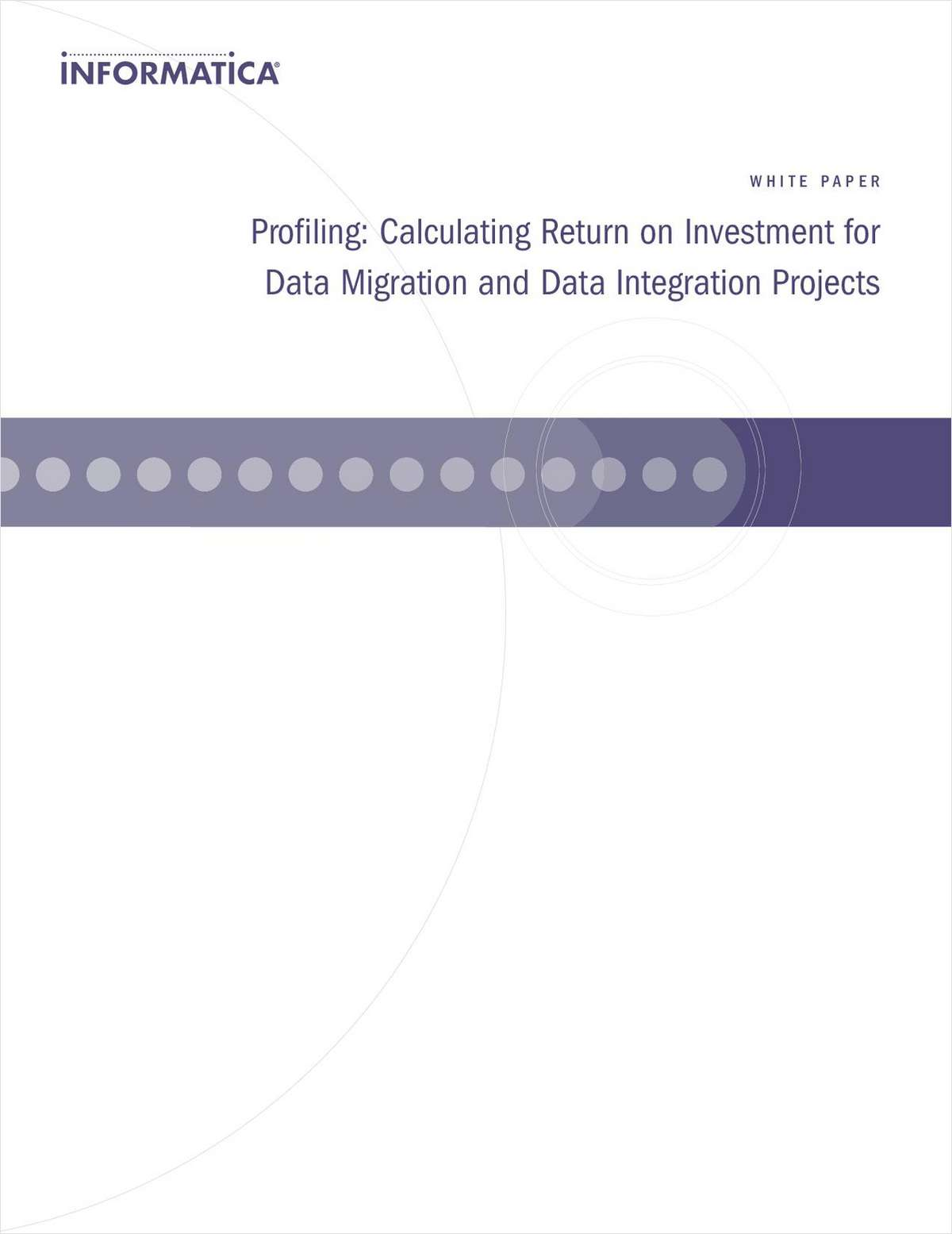 Calculating ROI for Data Migration and Data Integration Projects