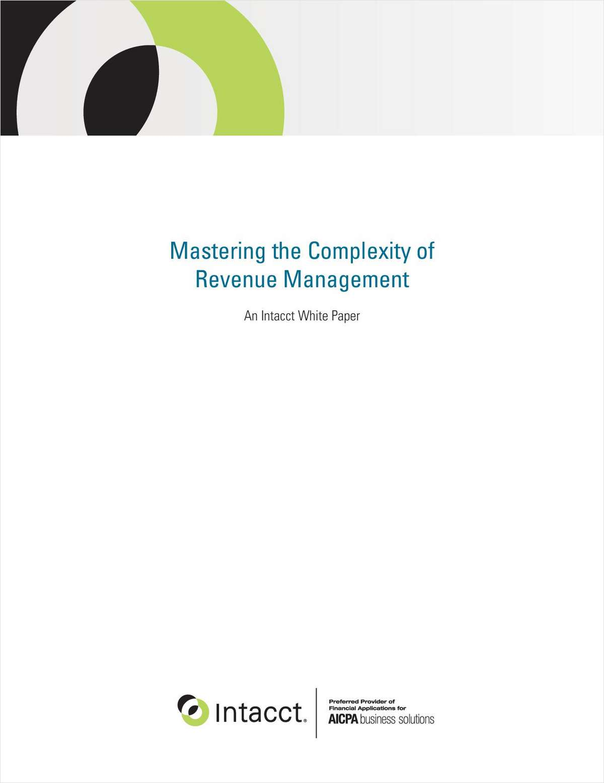 Mastering the Complexities of Revenue Management