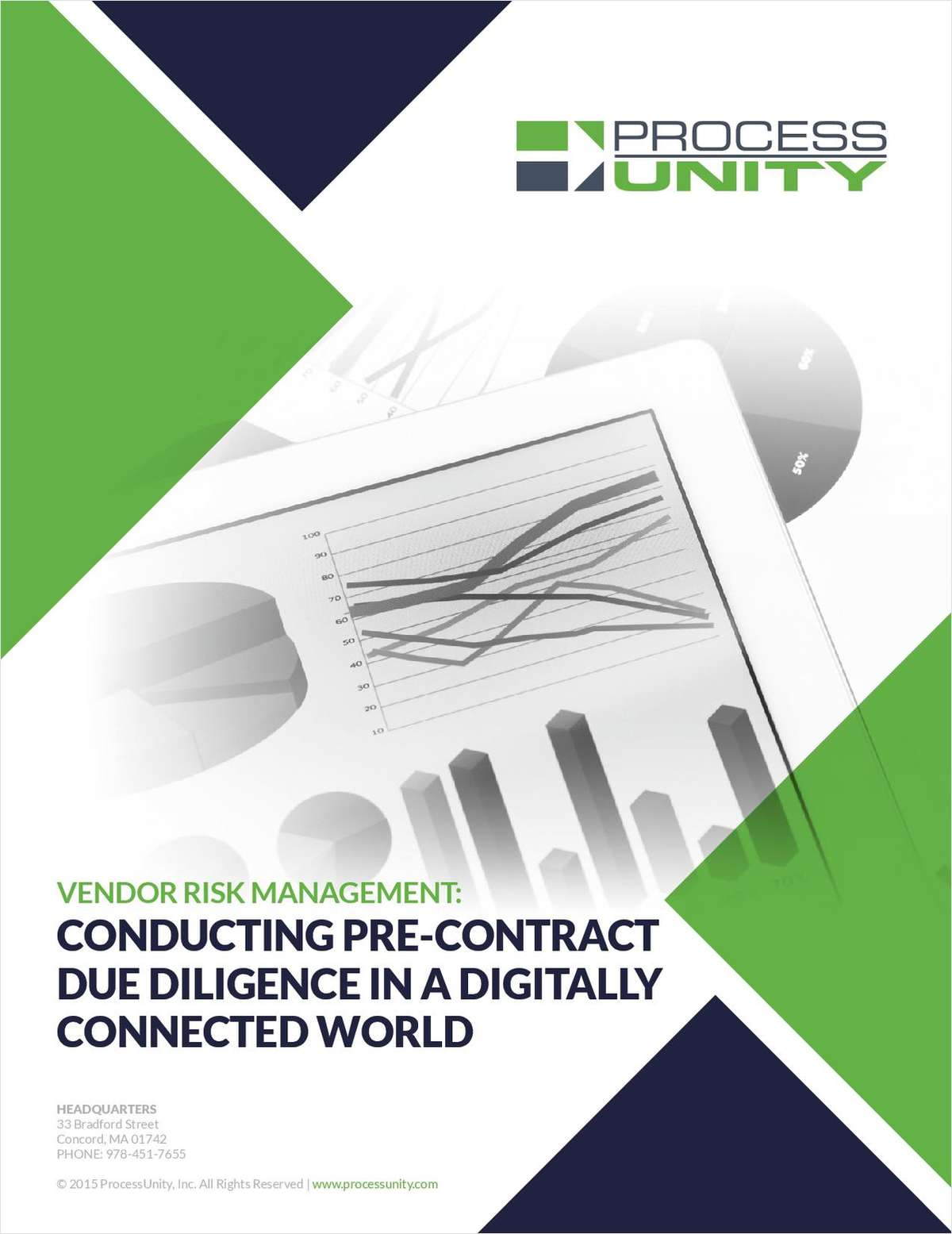 Vendor Risk Management: Conducting Pre-Contract Due Diligence in a Digitally Connected World