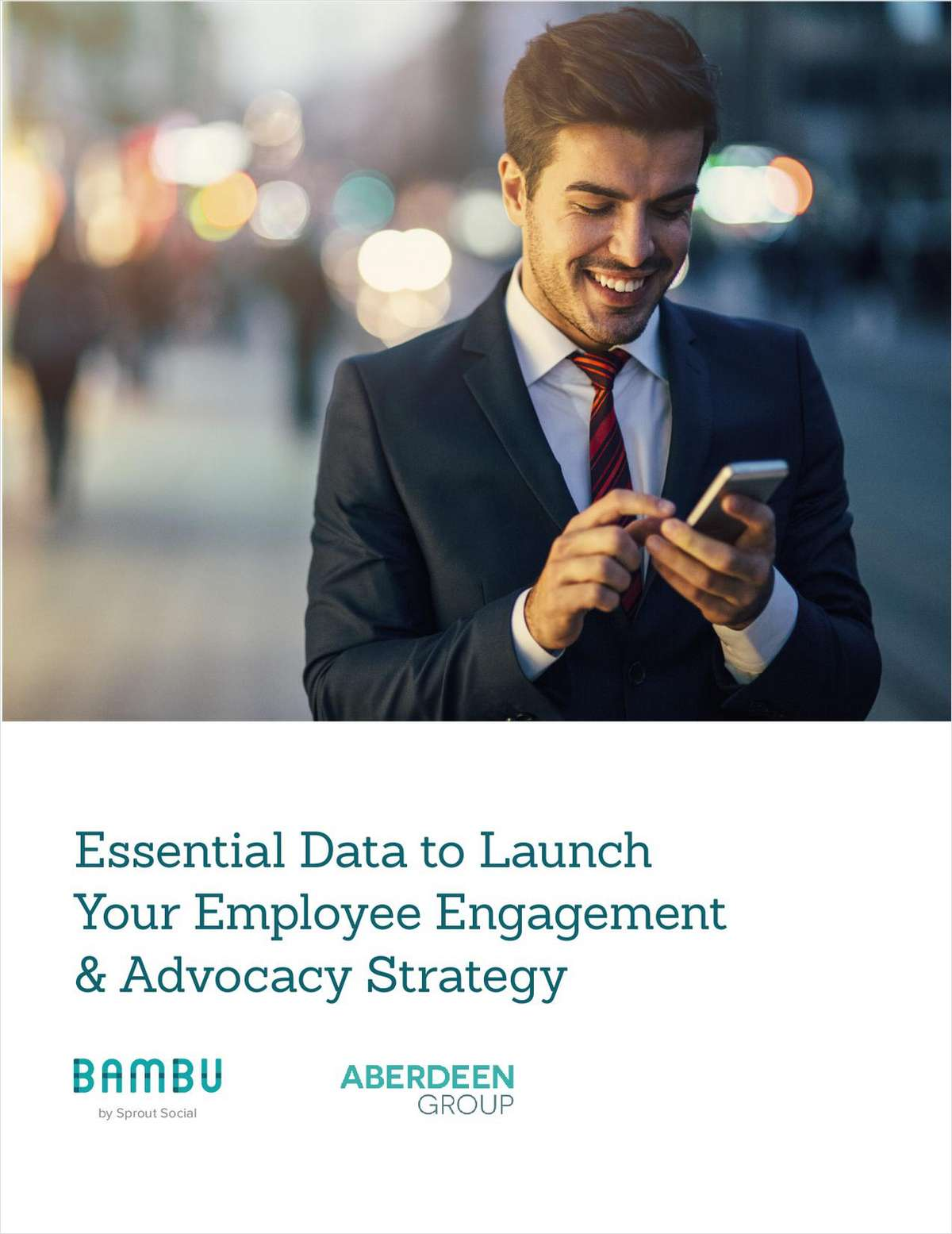 Essential Data to Launch Your Employee Engagement & Advocacy Strategy