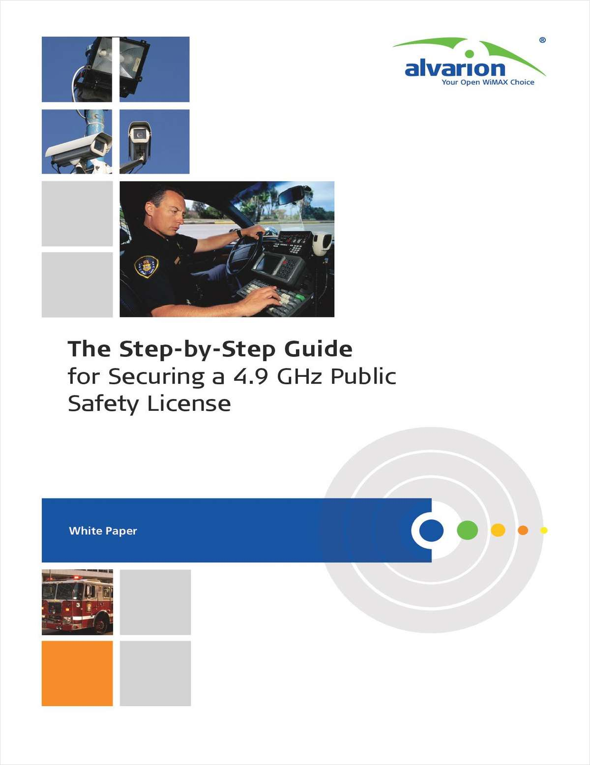 The Step-by-Step Guide for Securing a 4.9 GHz Public Safety License