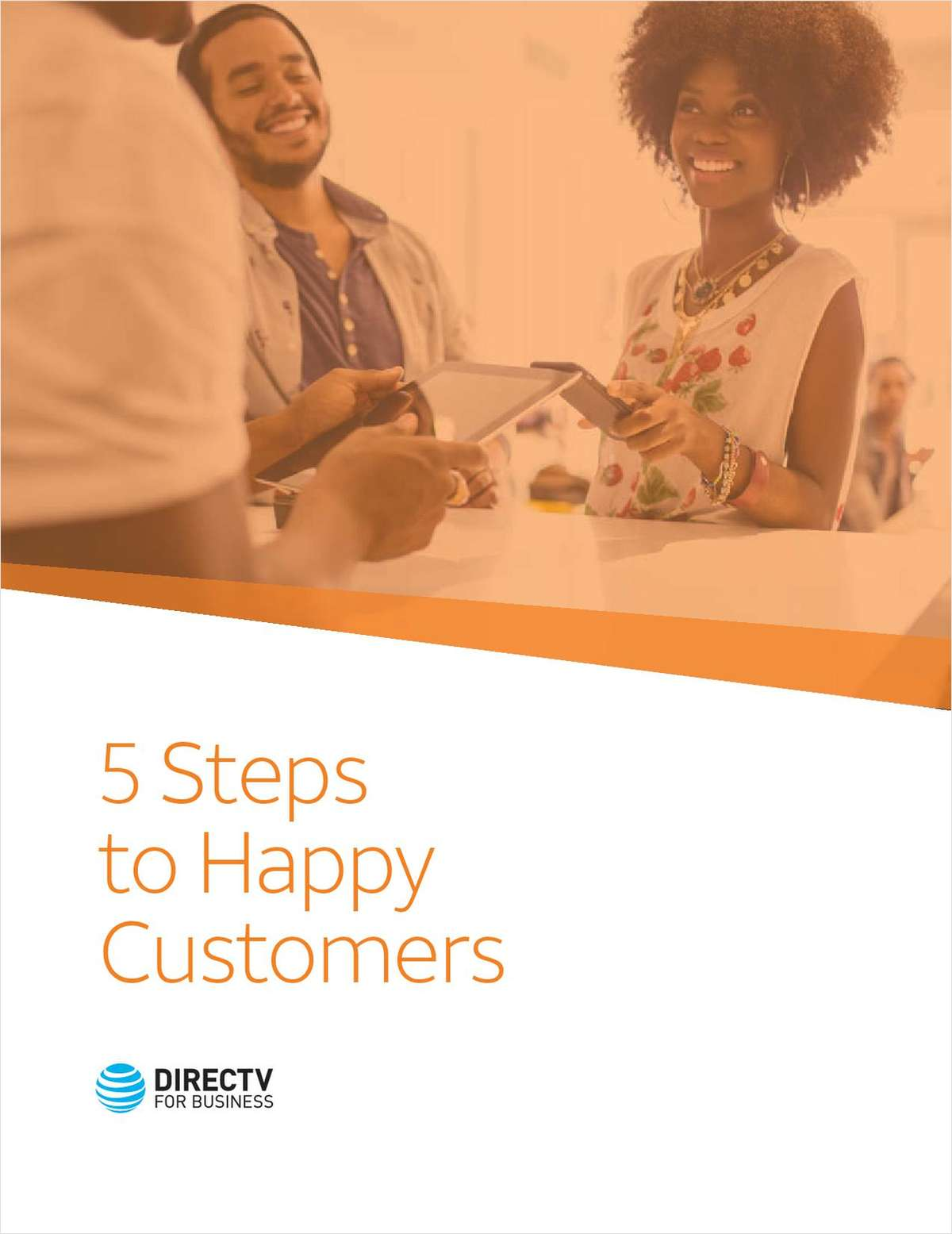 5 Steps to Happy Customers