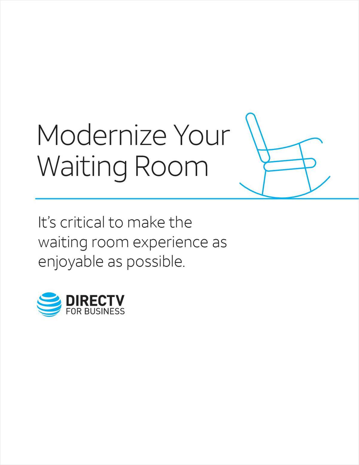 Modernize Your Waiting Room