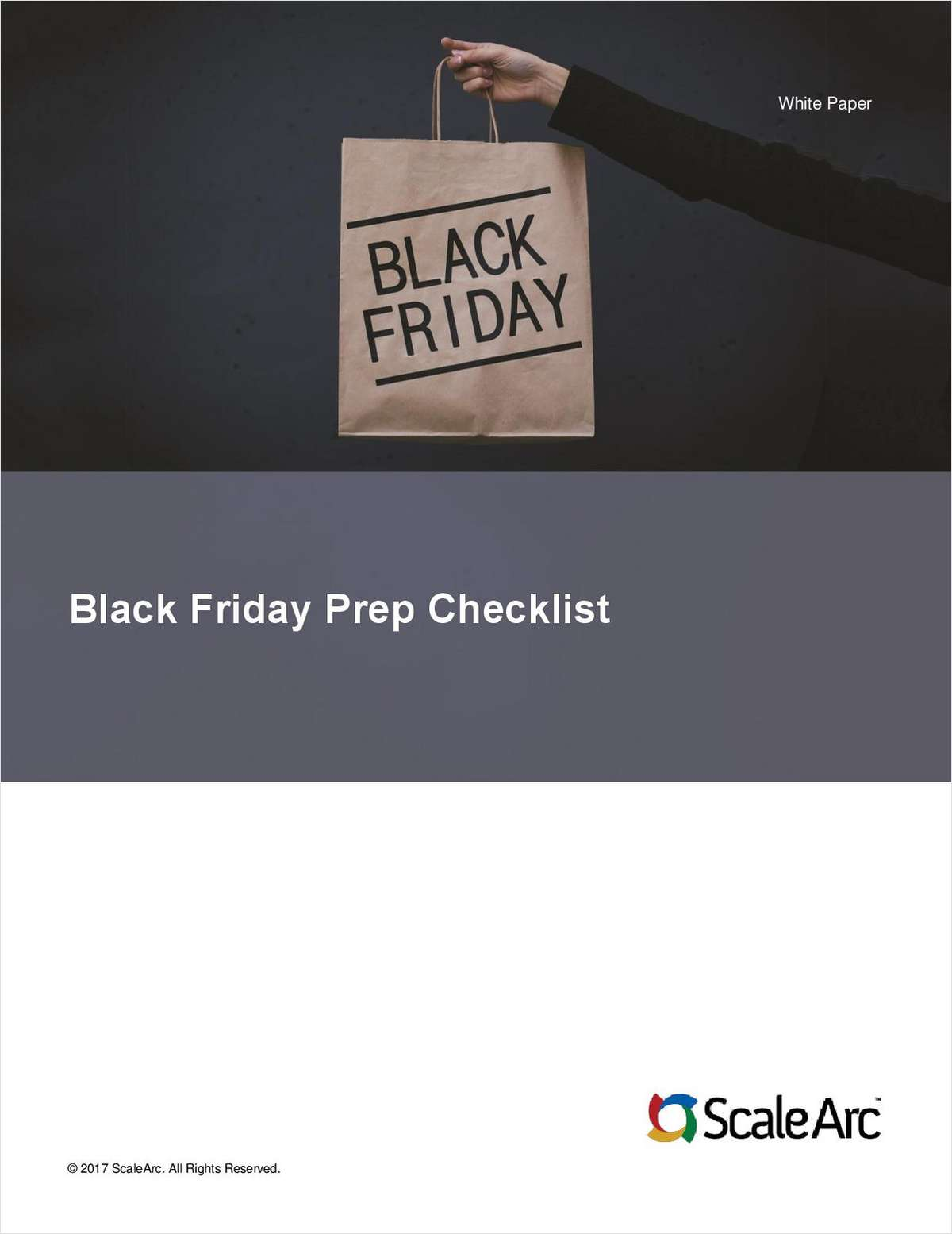 Black Friday Checklist - Preparing for the Superbowl of eCommerce