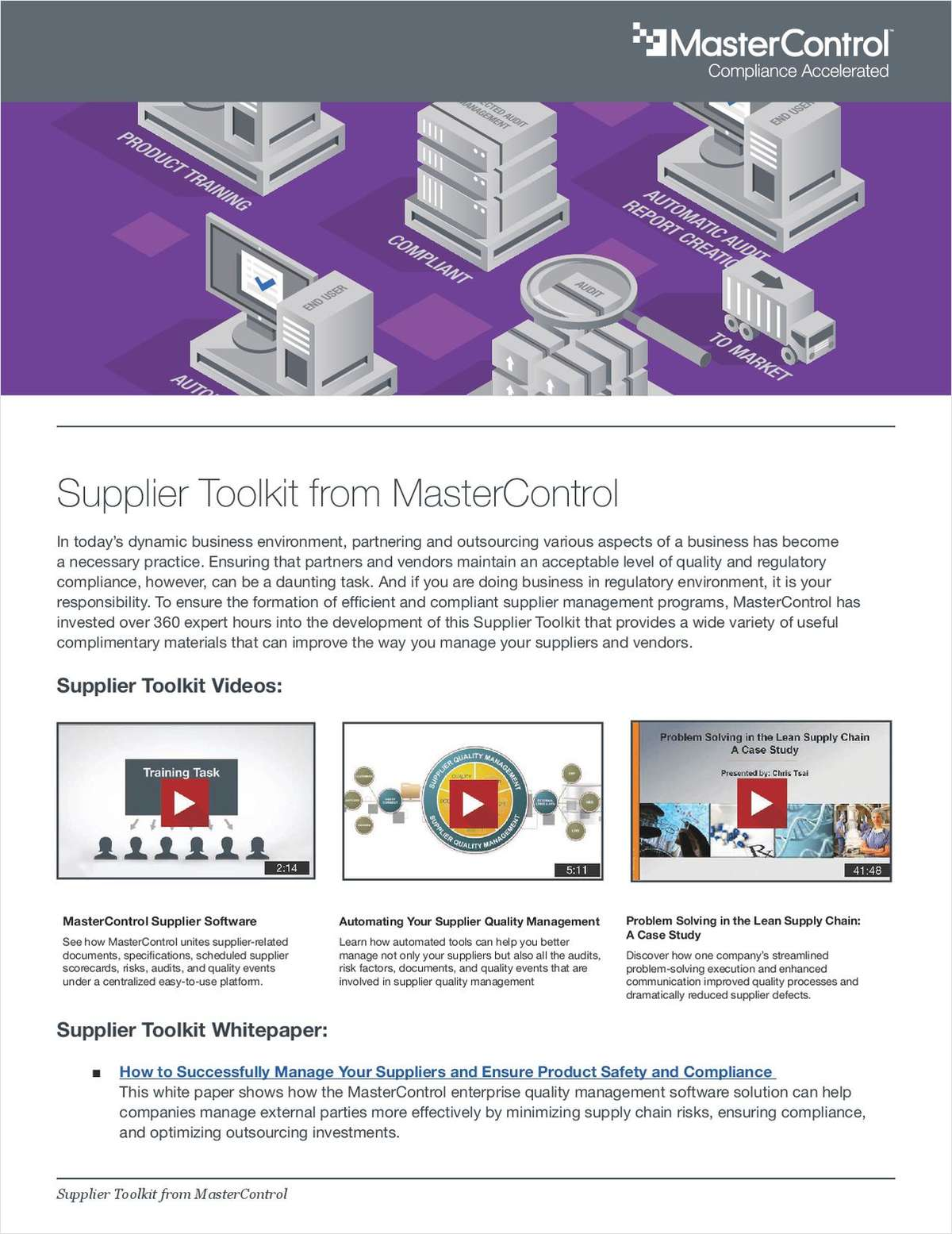 12 Free Resources to Boost Your Supplier Management