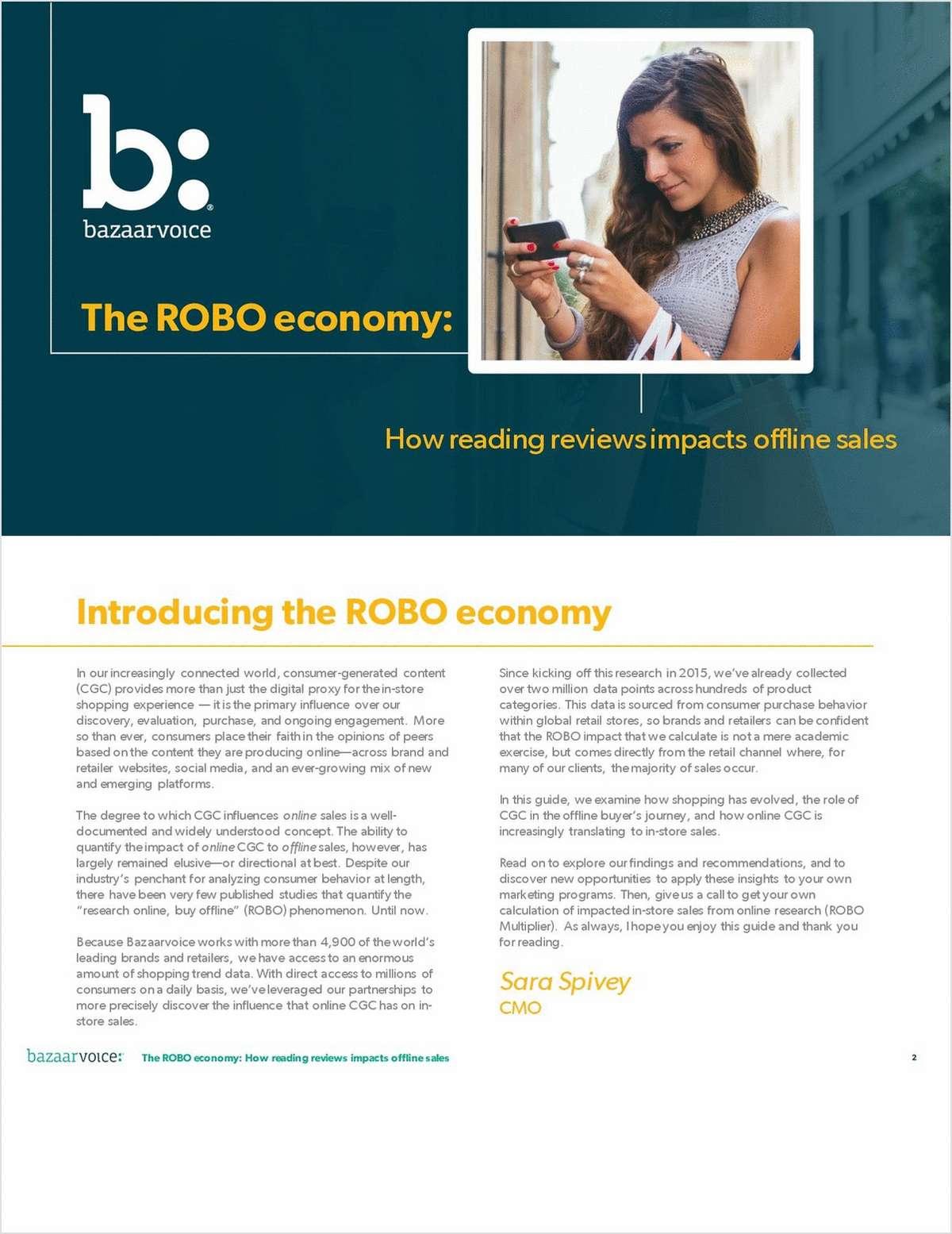 The ROBO Economy for Retailers
