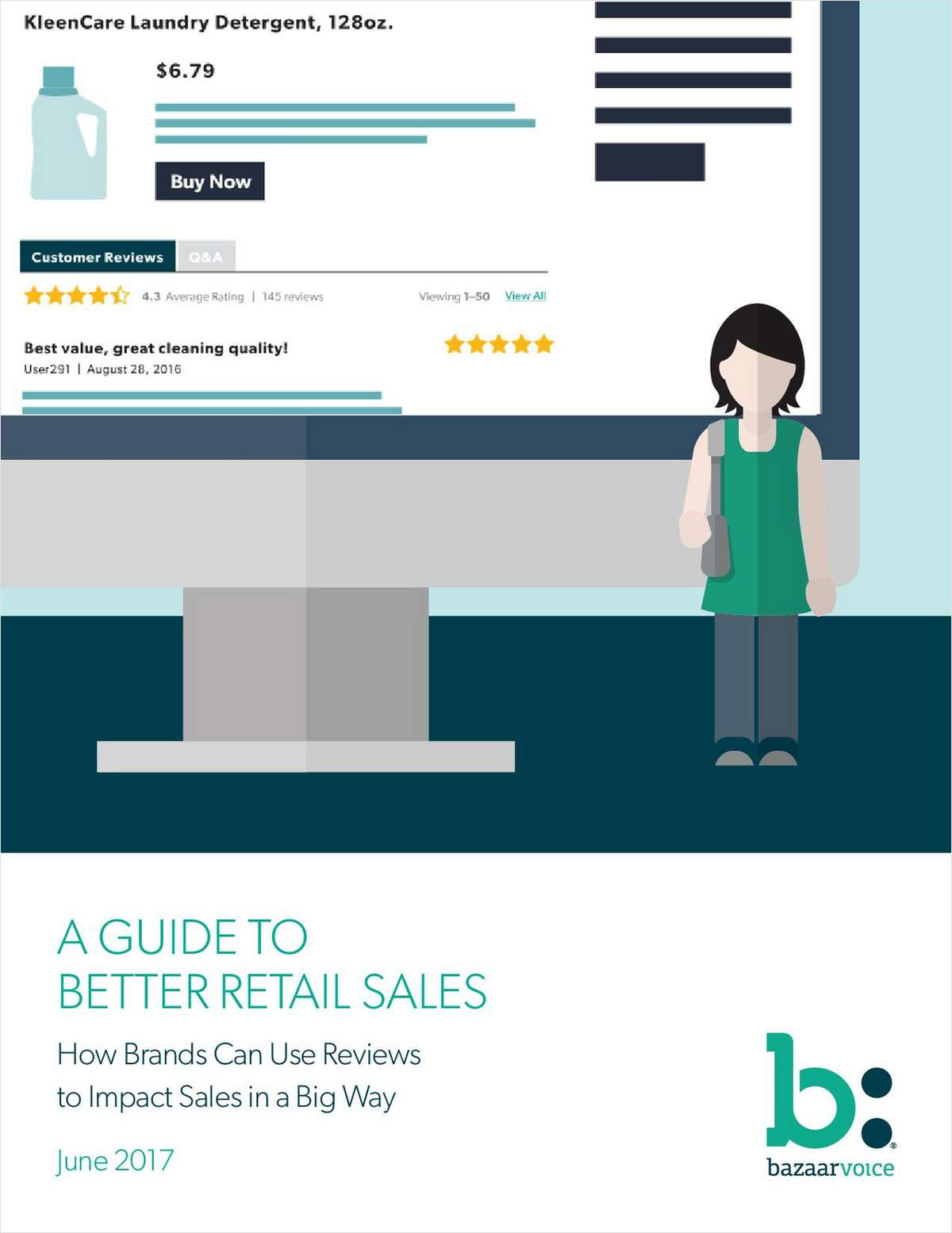 A Guide to Better Retail Sales: How Brands Can Use Reviews to Impact Sales