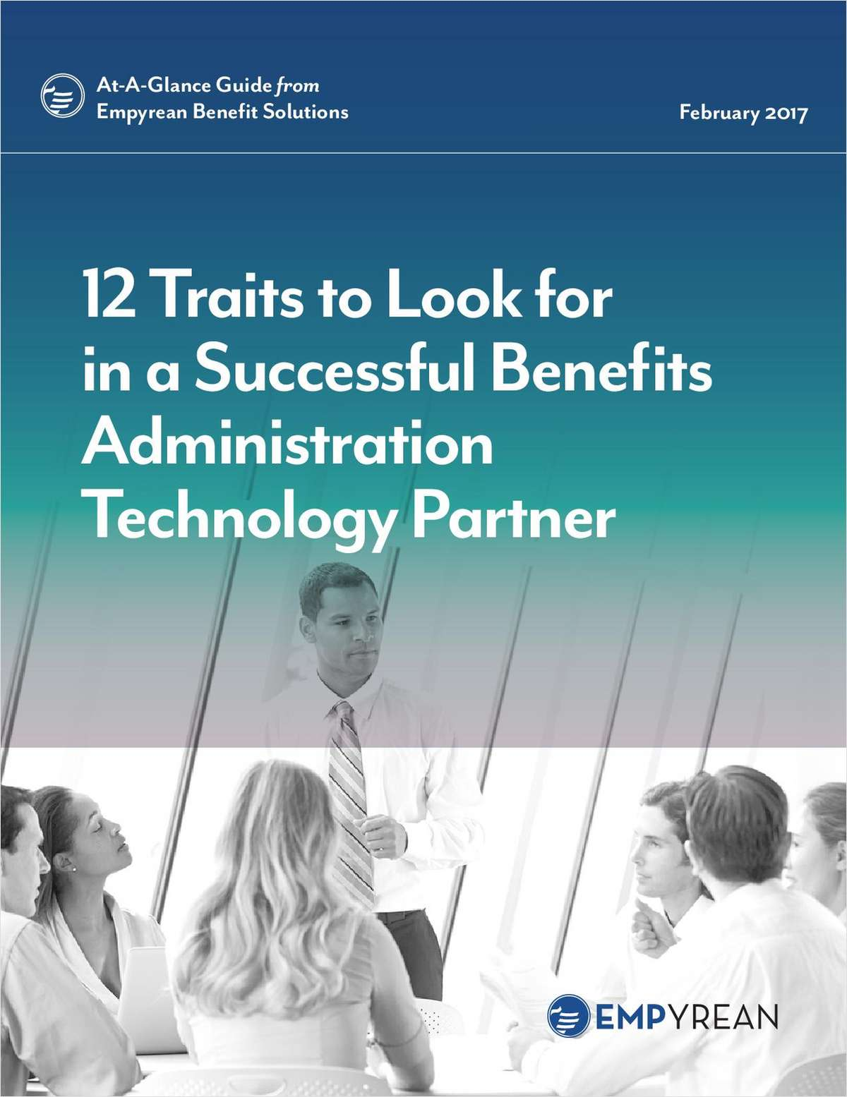 12 Traits to Look for in a Successful Benefits Administration Technology Partner
