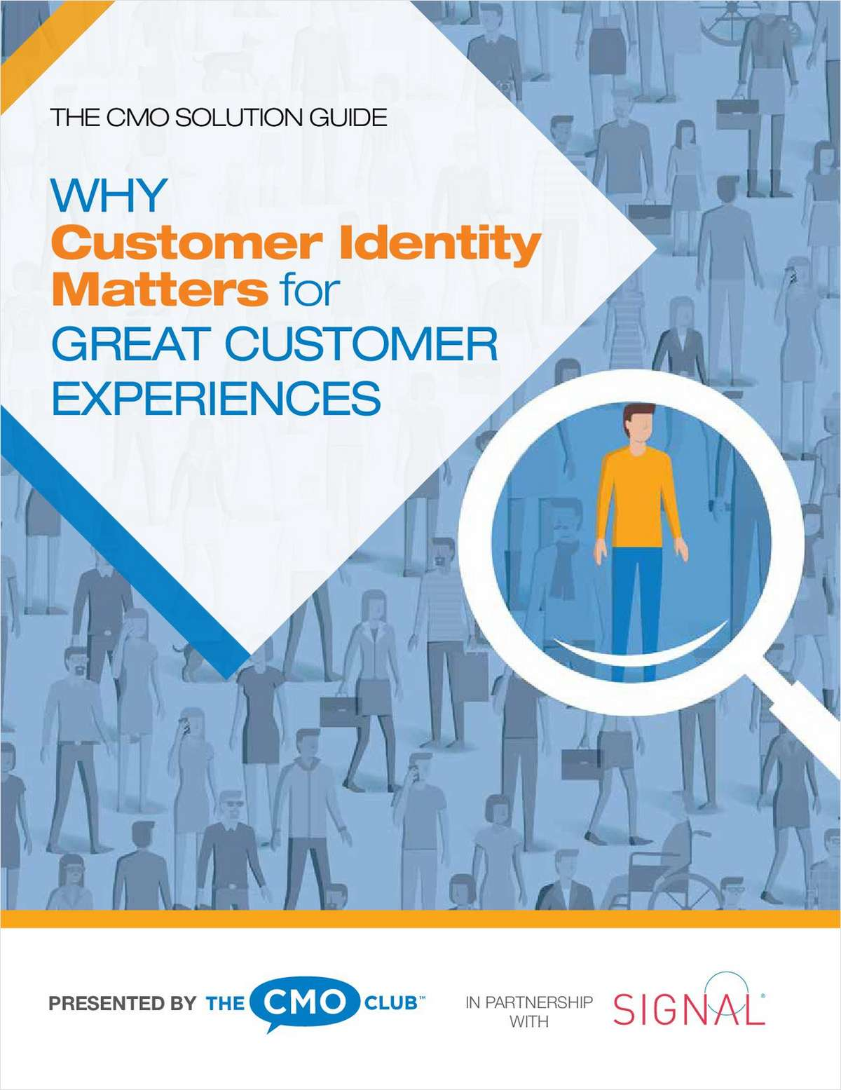 CMO Survey: Why Customer Identity Matters for Great Customer Experiences