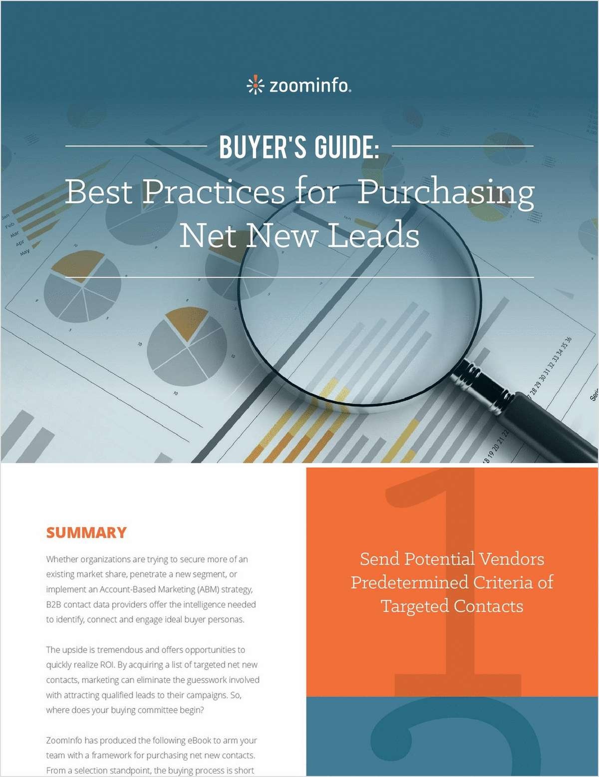 Best Practices for Purchasing Net New Leads
