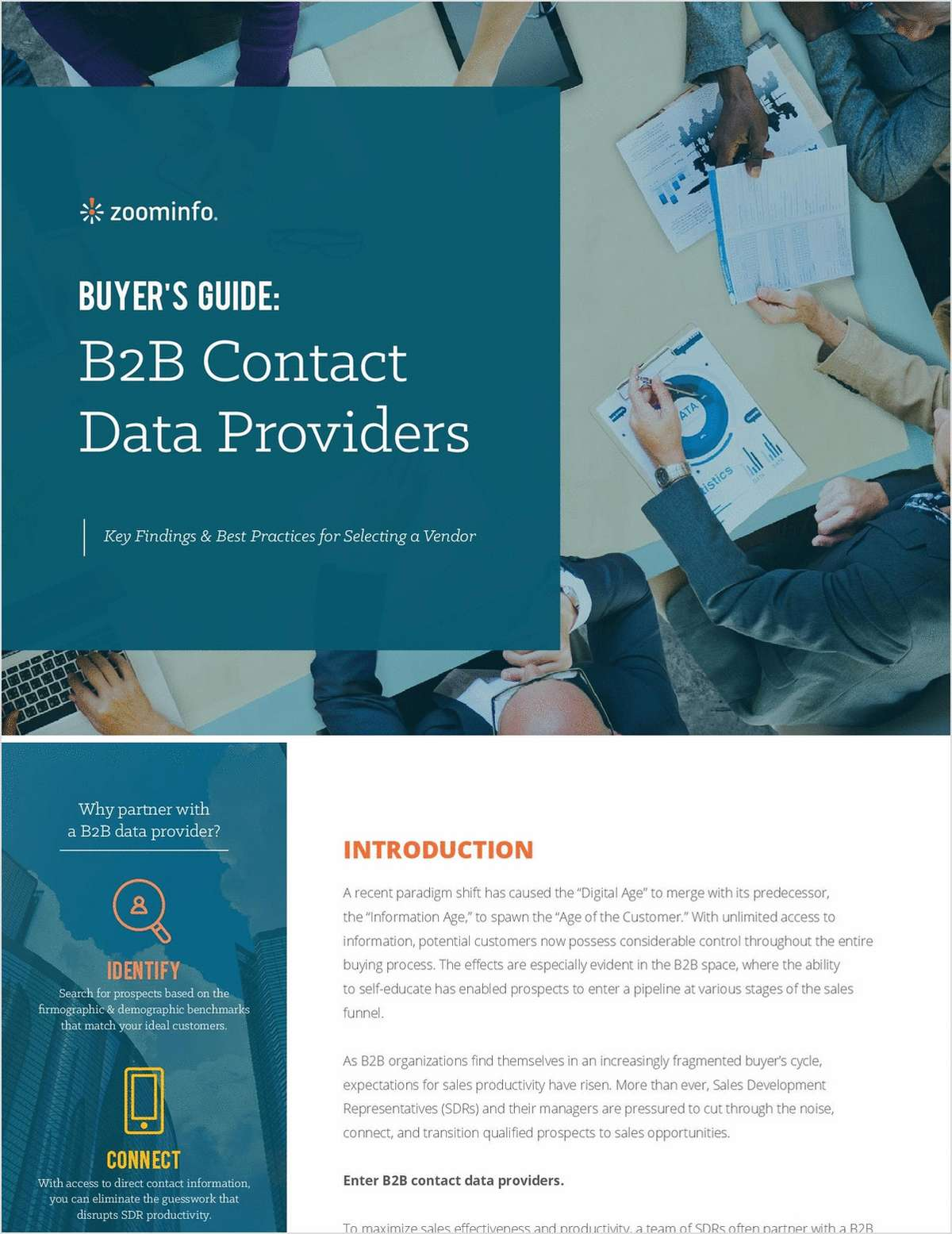 B2B Contact Data Providers