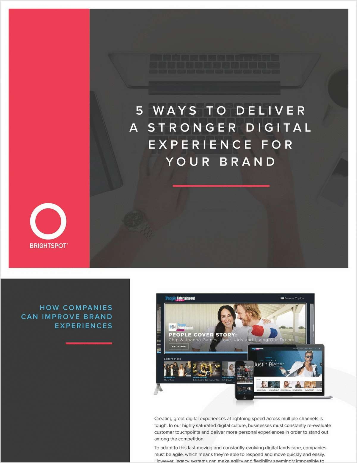 5 Ways to Deliver a Stronger Digital Experience for Your Brand
