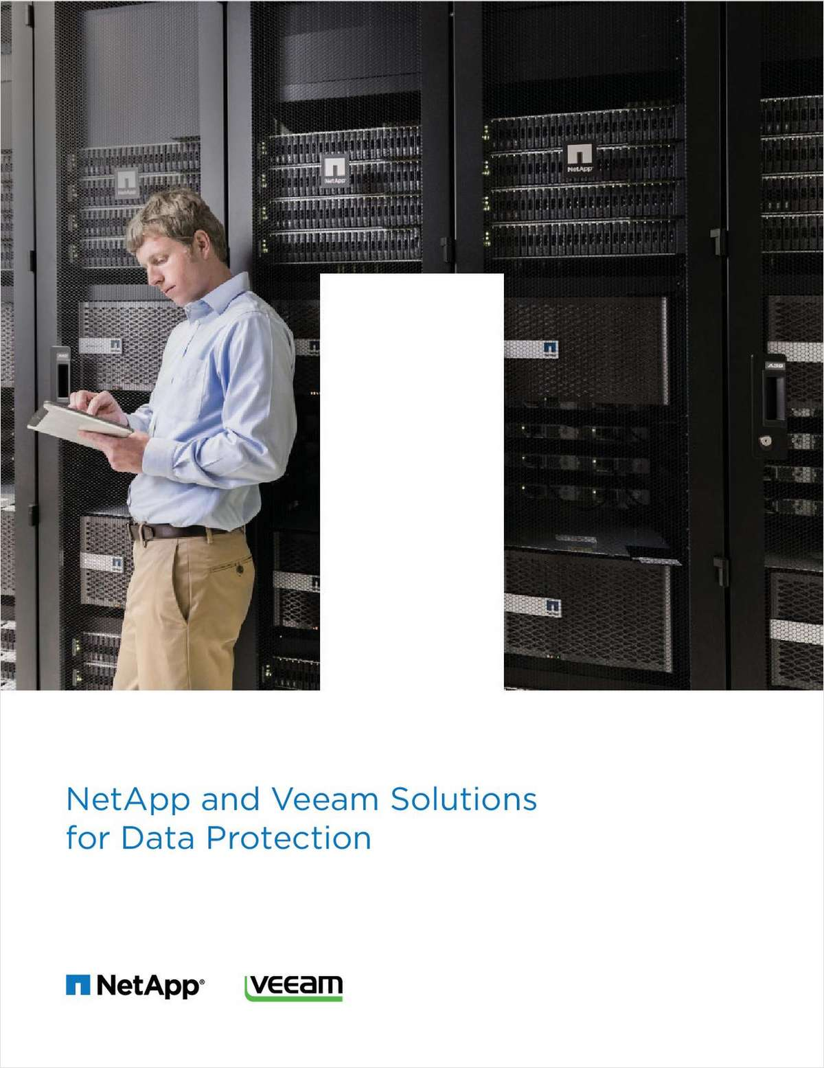 NetApp Use Cases Guide for Veeam Availability Solutions