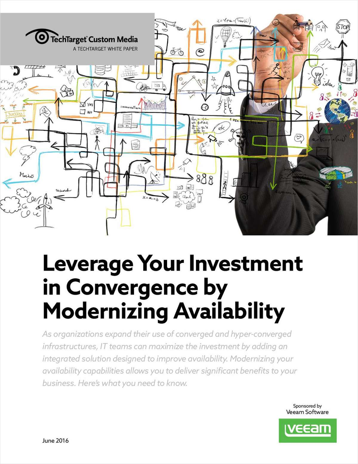 Leverage Your Investment in Convergence by Modernizing Availability