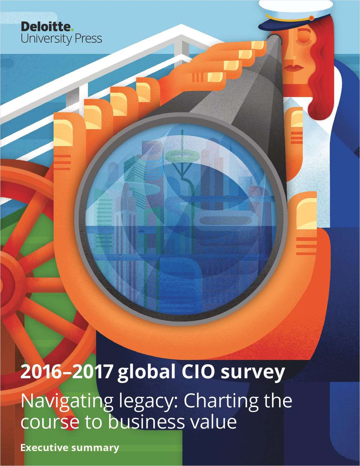 Discover How Top CIOs Create Value with the Global CIO Survey