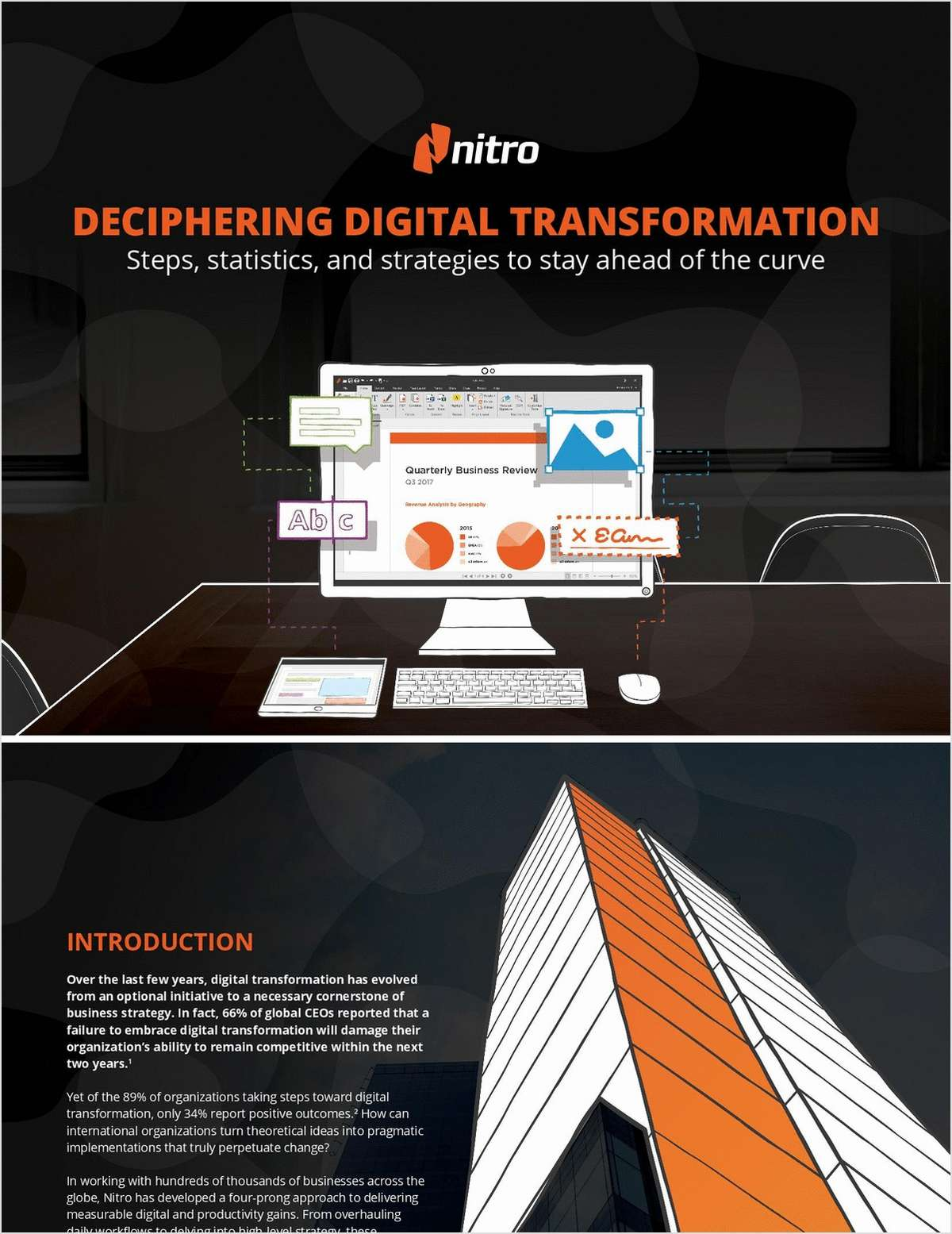 Deciphering Digital Transformation
