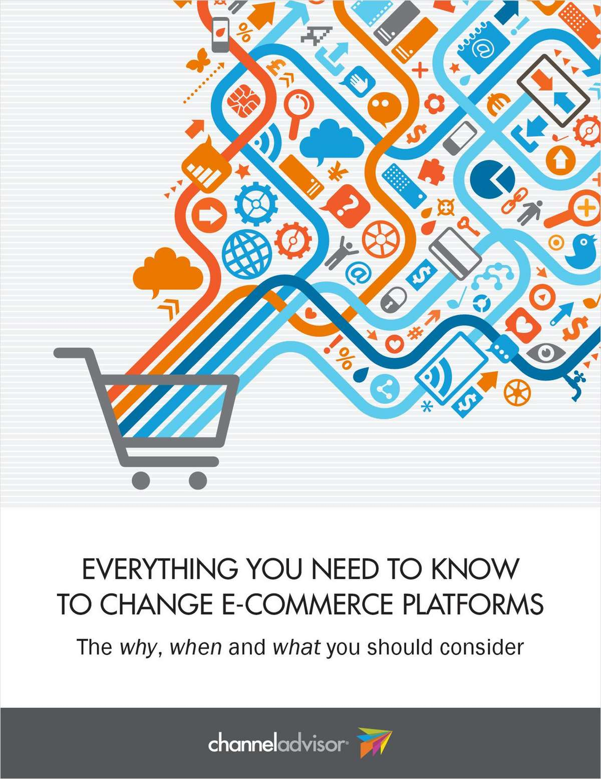Everything You Need to Know to Change E-Commerce Platforms