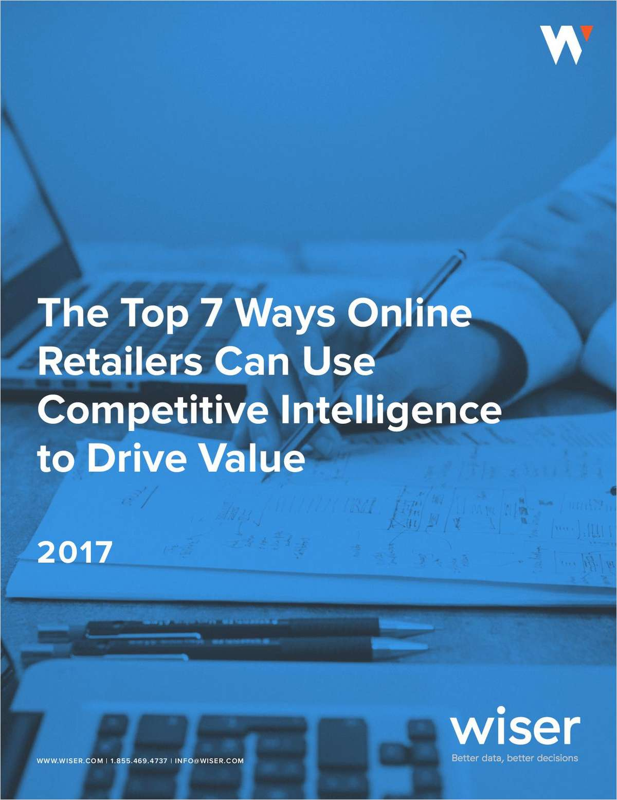 The Top 7 Ways Online Retailers Can Use Competitive Intelligence