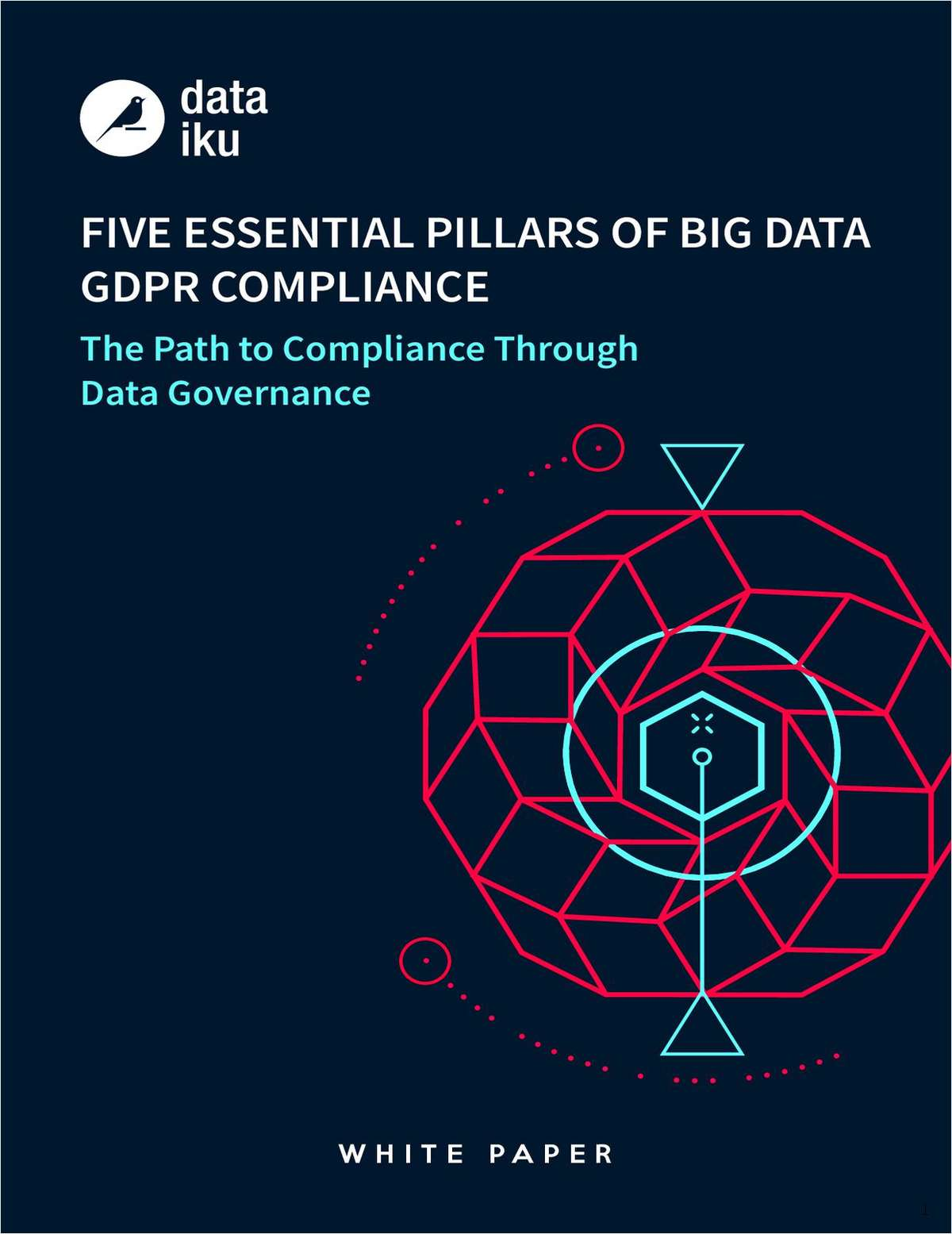 Five Essential Pillars of Big Data GDPR Compliance