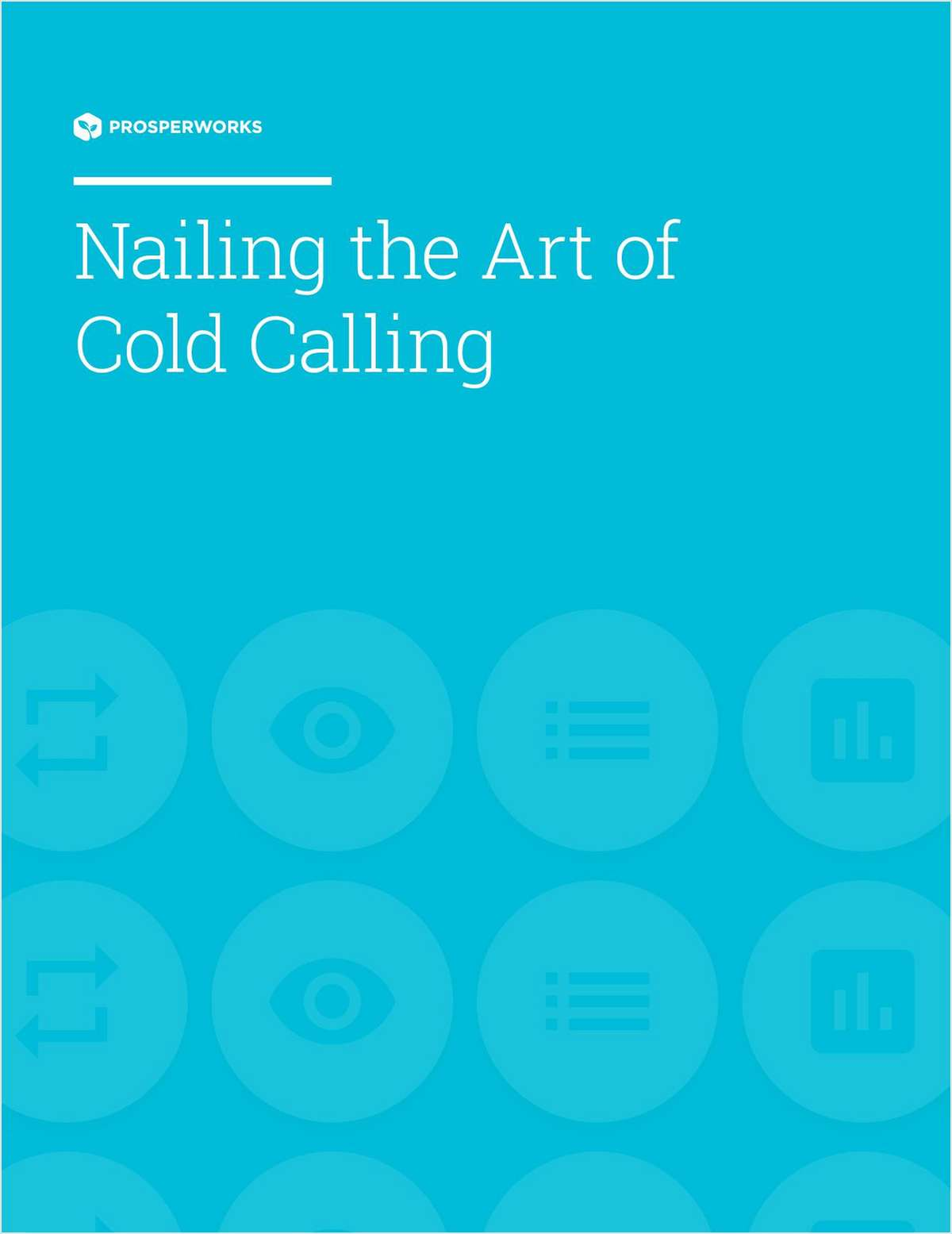 Nailing the Art of Cold Calling