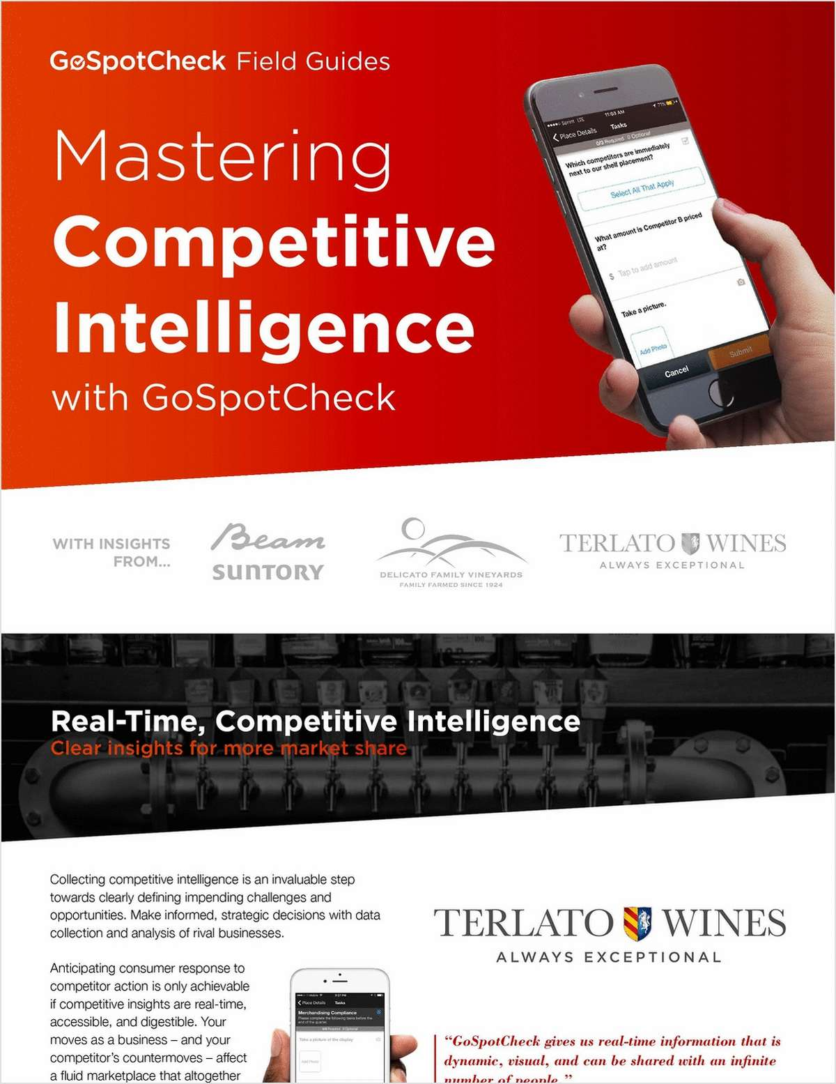 Mastering Competitive Intelligence