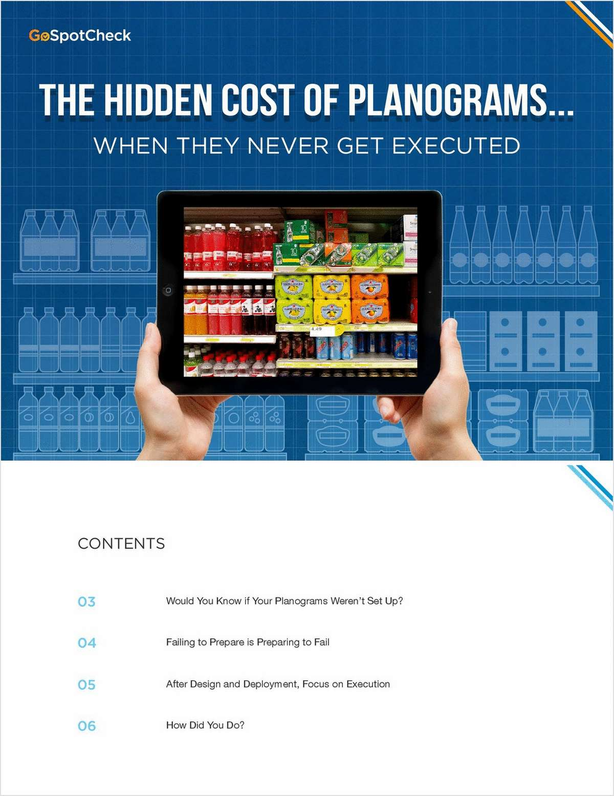 The Hidden Costs of Planograms When They Never Get Executed
