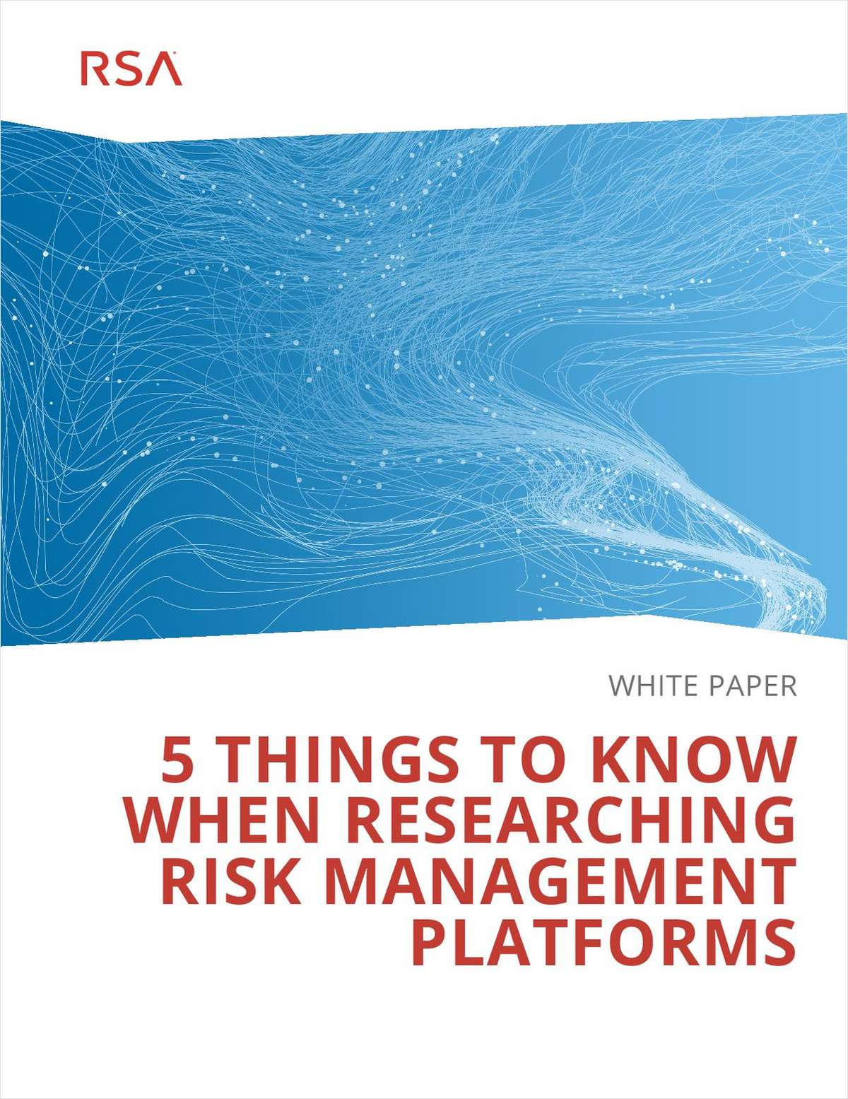 5 Things to Know When Researching Risk Management Platforms