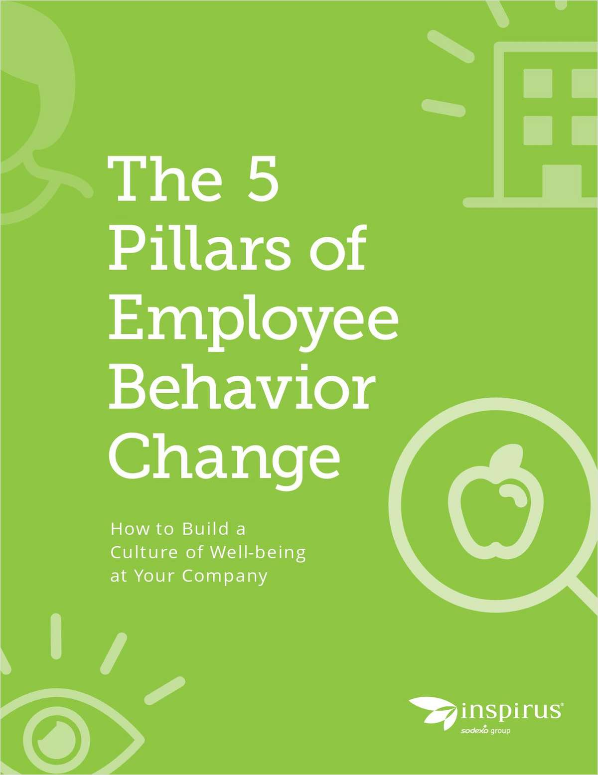 The Five Pillars of Employee Behavior Change