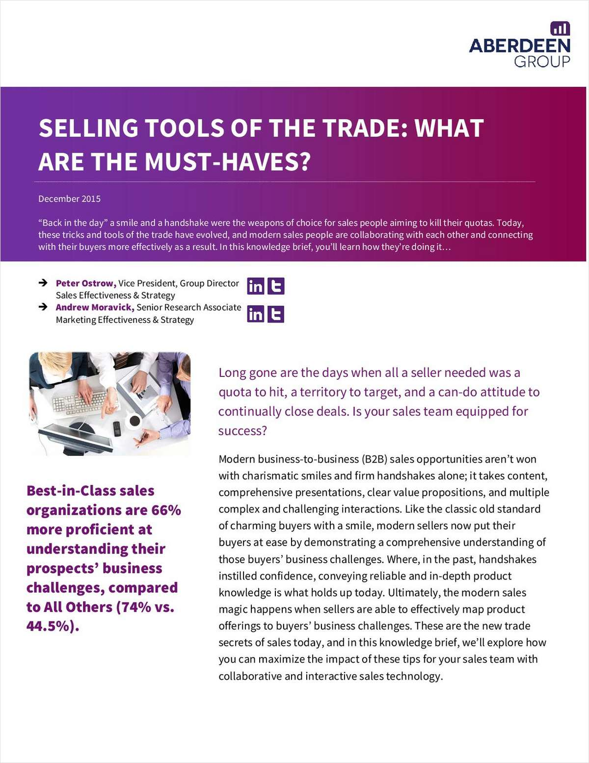 The Must-Haves of Selling Tools