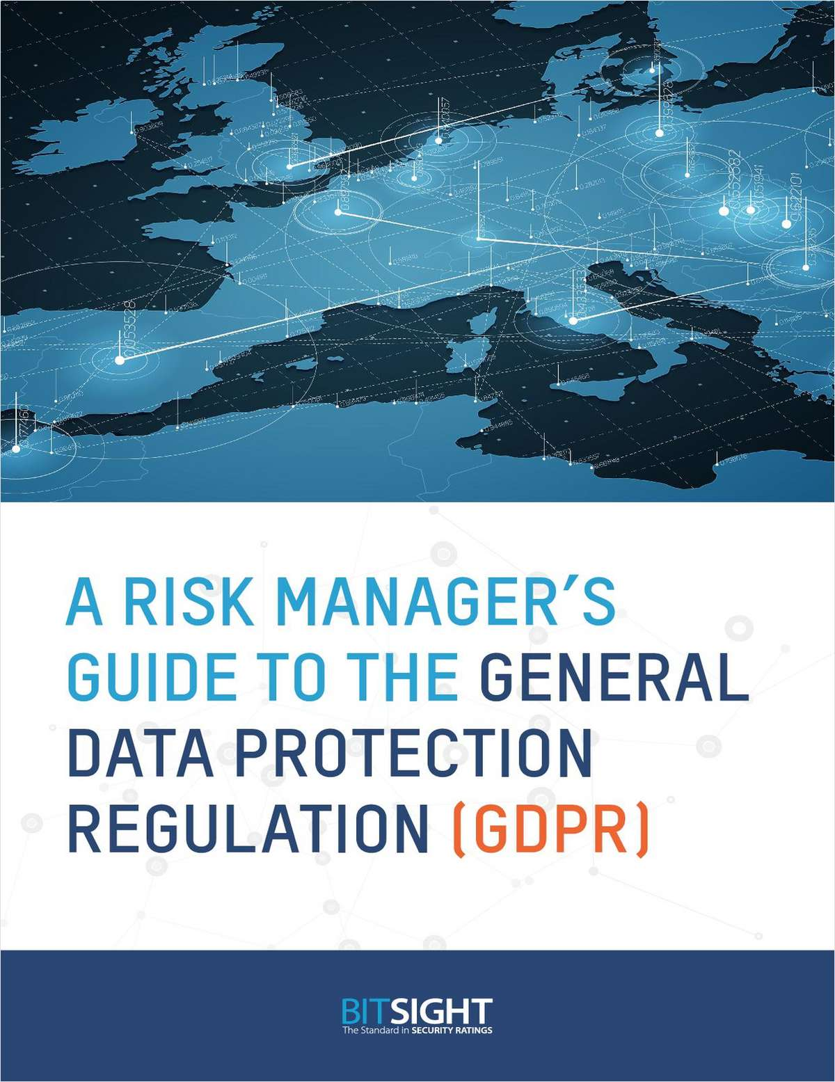 A Risk Manager's Guide to the General Data Protection Regulation
