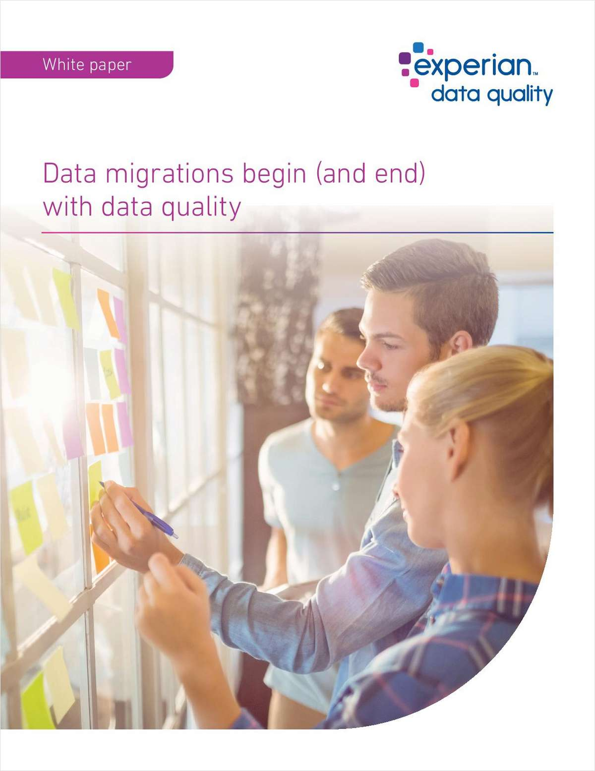 Data migrations begin (and end) with data quality